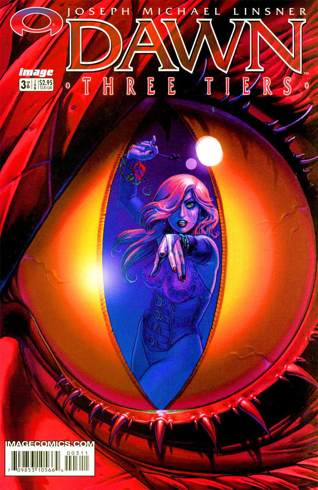 Read online Dawn: Three Tiers comic -  Issue #3 - 2