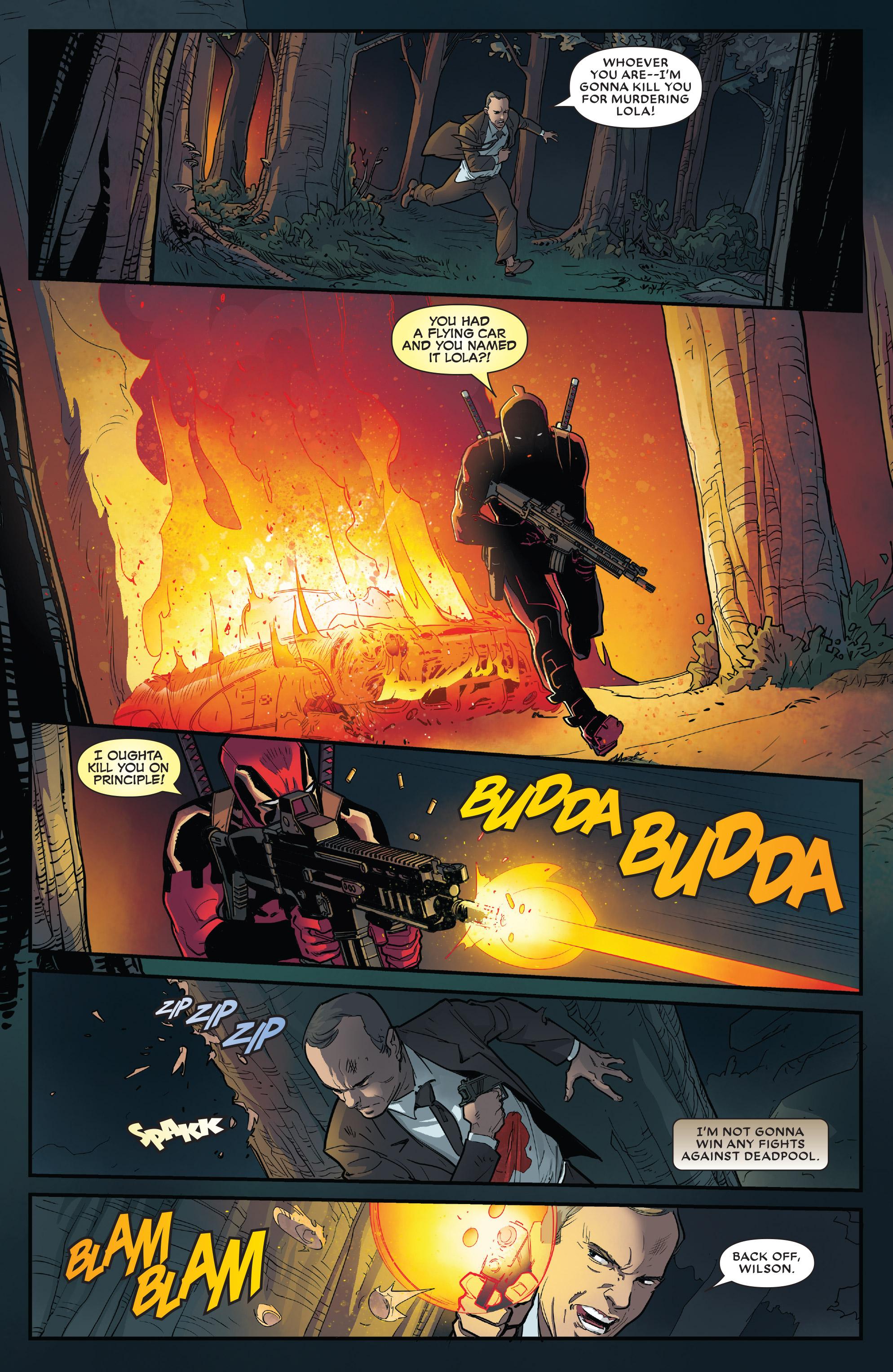 Read online Deadpool (2016) comic -  Issue #31 - 12