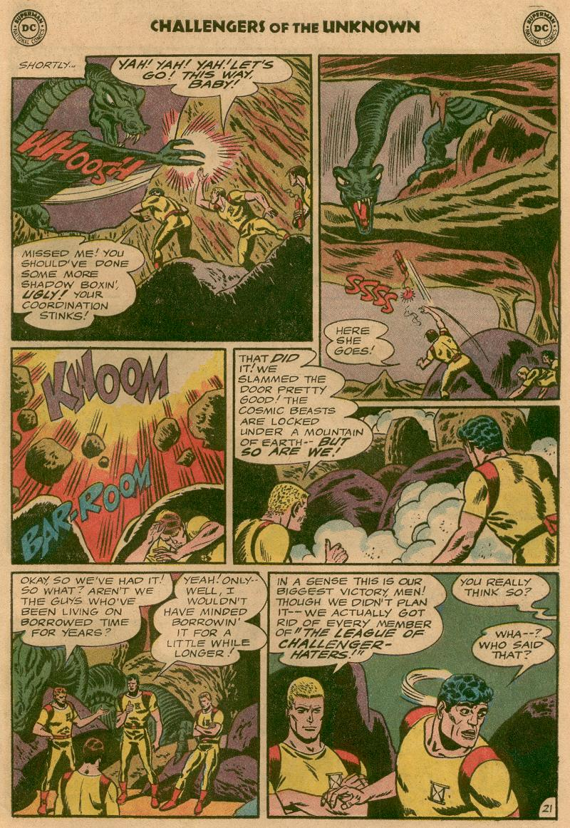 Challengers of the Unknown (1958) issue 45 - Page 26