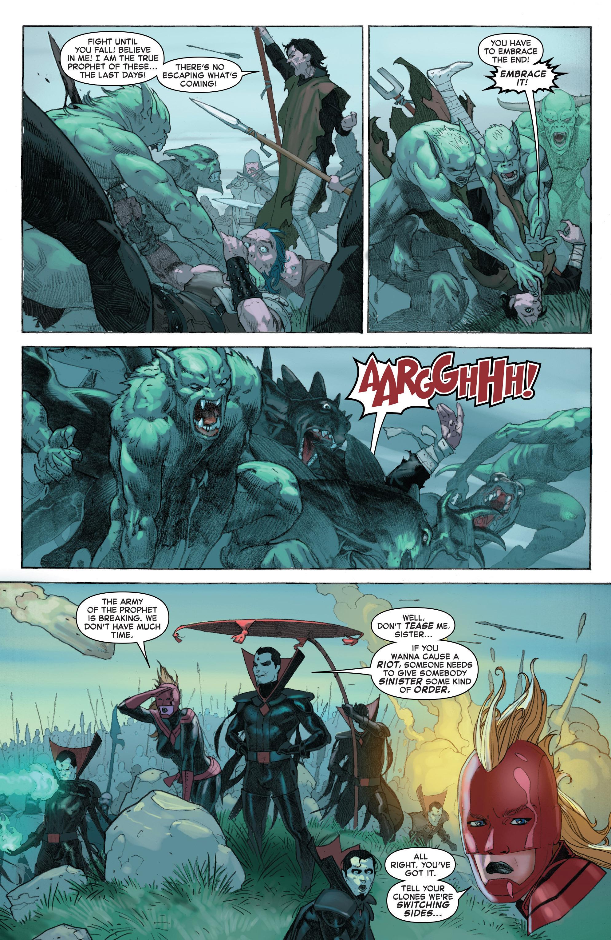 Read online Secret Wars comic -  Issue #7 - 7