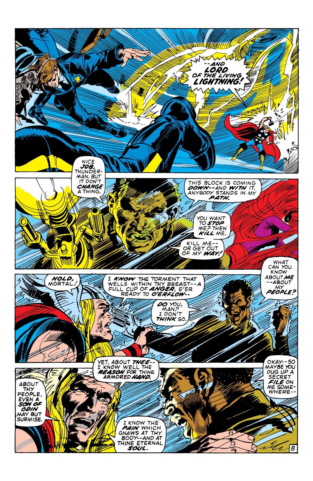 Read online Marvel Masterworks: The Inhumans comic -  Issue # TPB 1 (Part 2) - 54