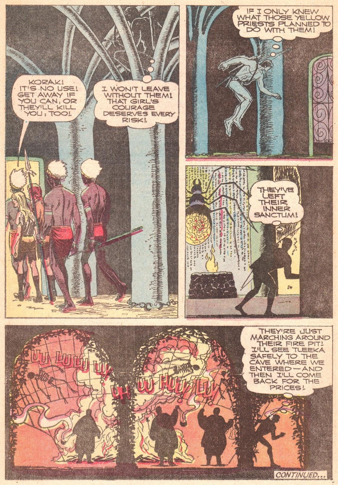 Korak, Son of Tarzan (1964) issue 39 - Page 16