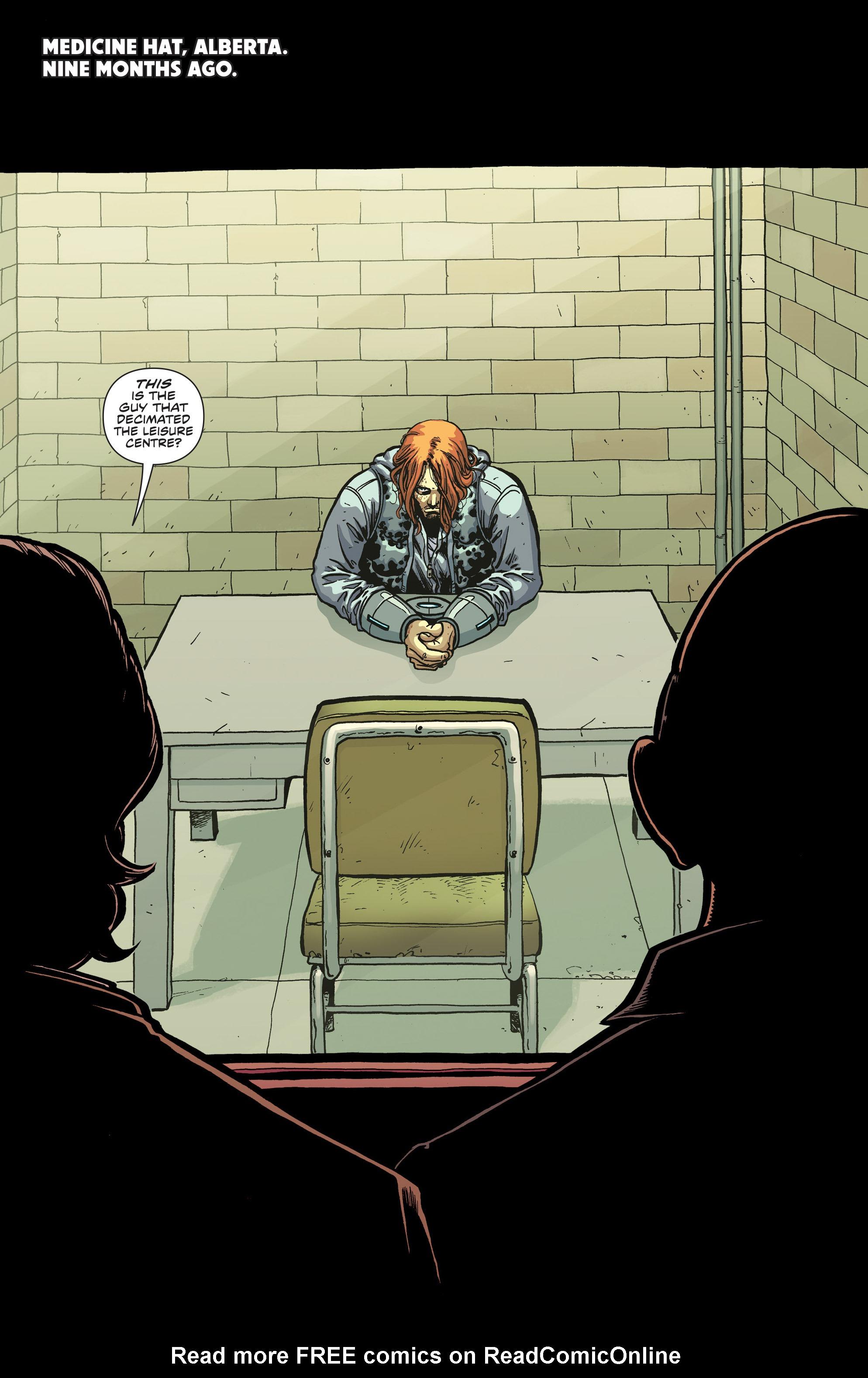 Read online Secret Identities comic -  Issue # _TPB - 35