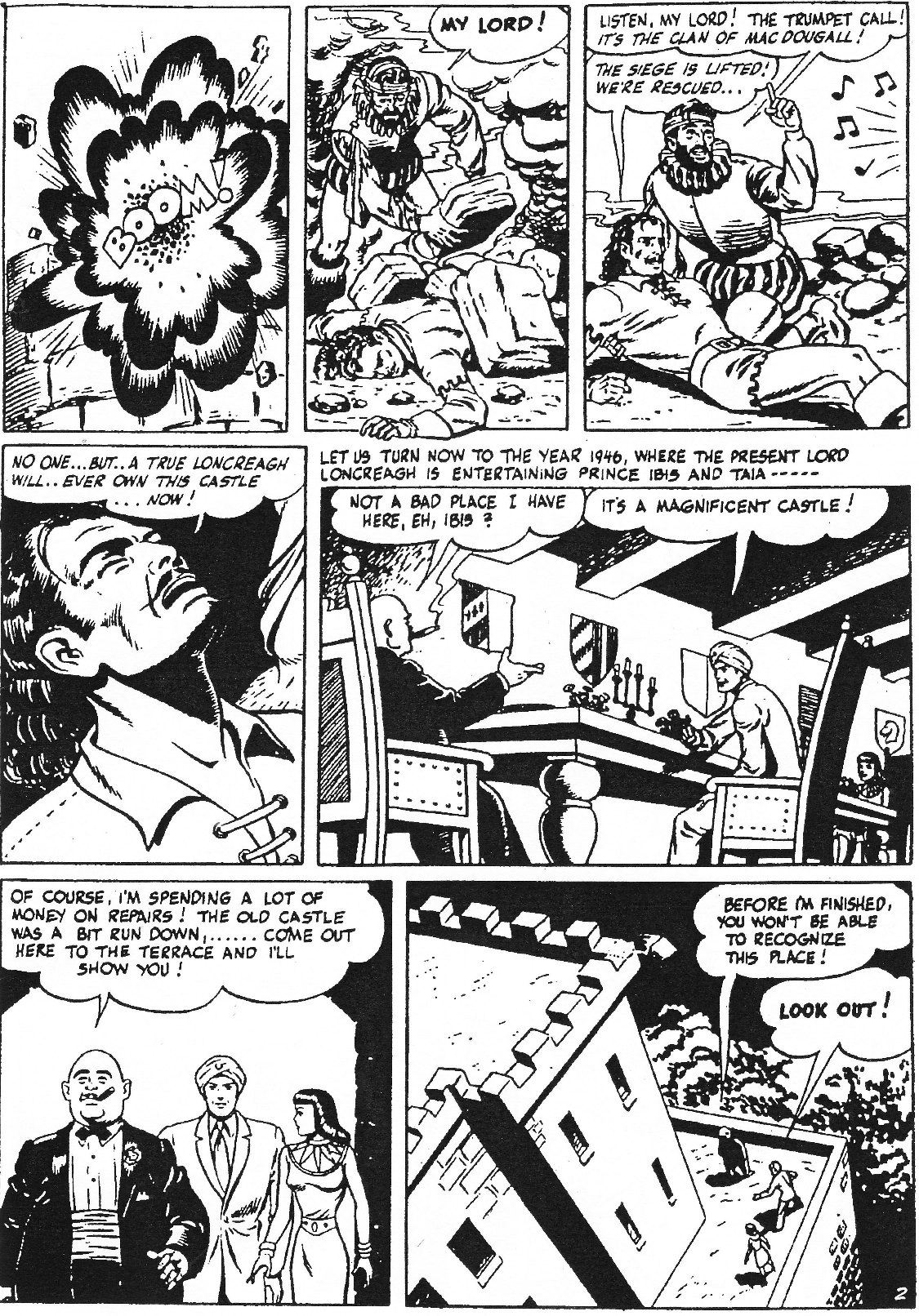 Read online Men of Mystery Comics comic -  Issue #61 - 15