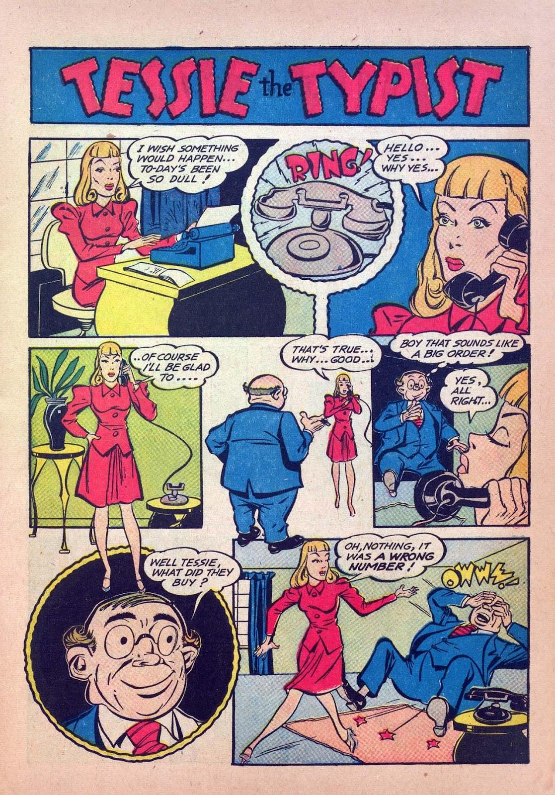 Read online Joker Comics comic -  Issue #5 - 11