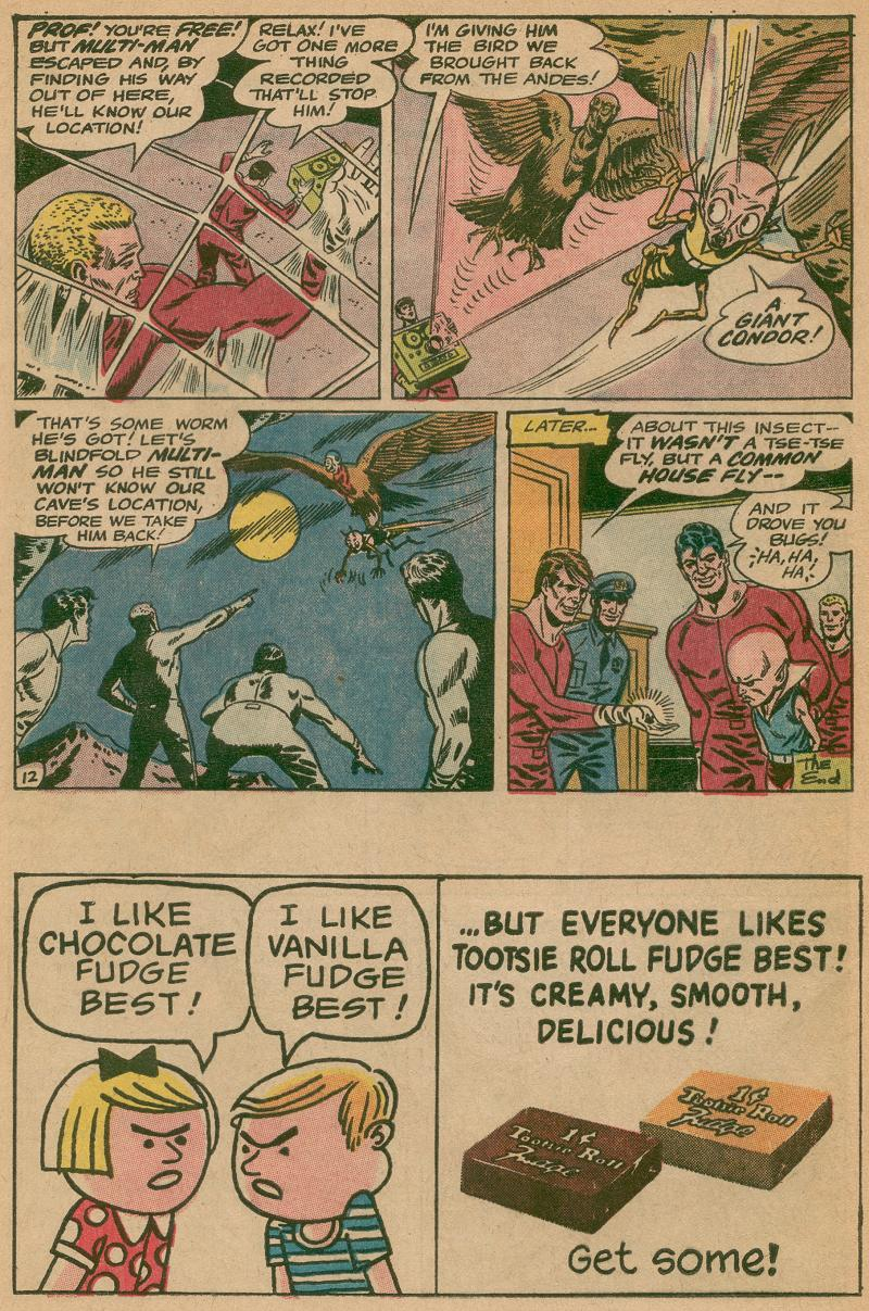 Challengers of the Unknown (1958) issue 40 - Page 29