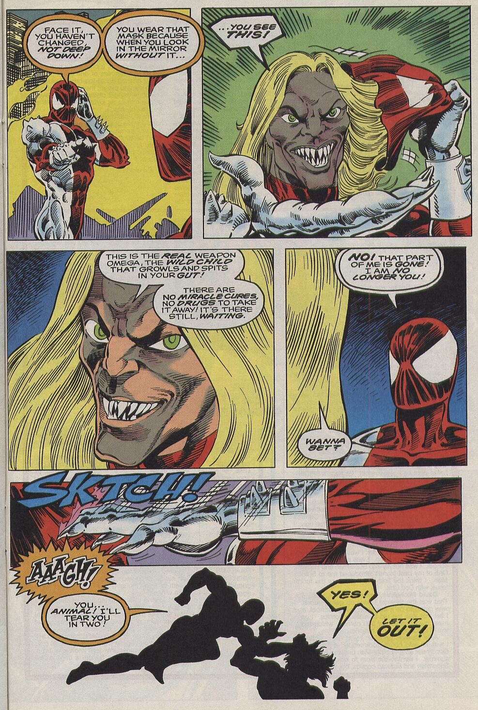Read online Alpha Flight (1983) comic -  Issue #111 - 20