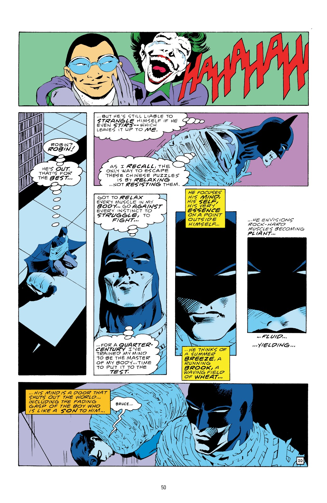 Read online Detective Comics (1937) comic -  Issue # _TPB Batman - The Dark Knight Detective 1 (Part 1) - 50