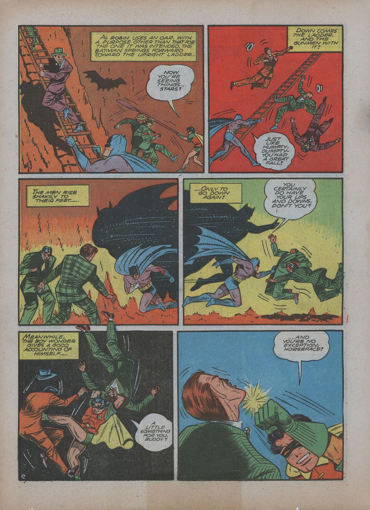 Read online Detective Comics (1937) comic -  Issue #48 - 14
