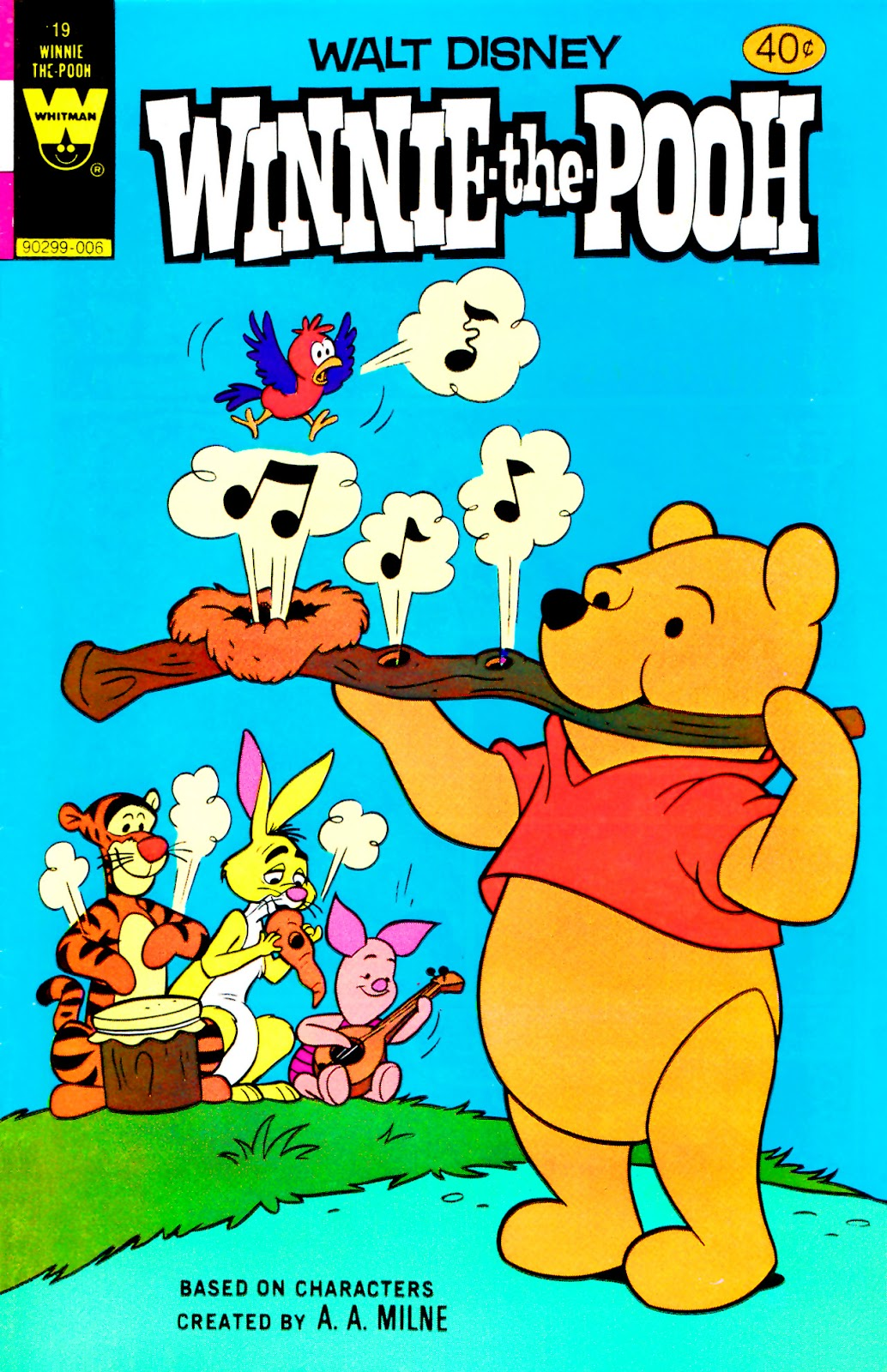 Winnie-the-Pooh issue 19 - Page 1