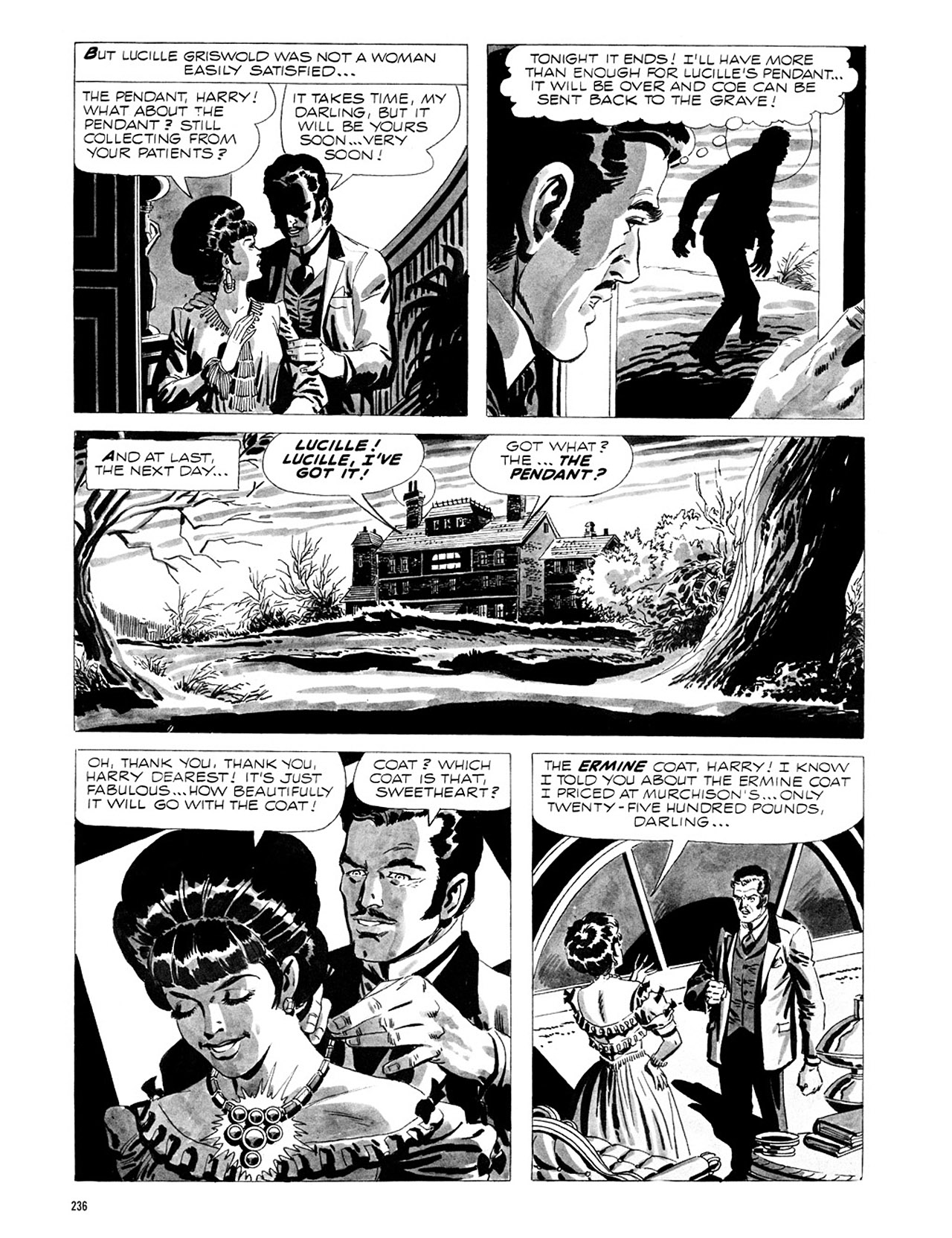 Read online Eerie Archives comic -  Issue # TPB 1 - 237