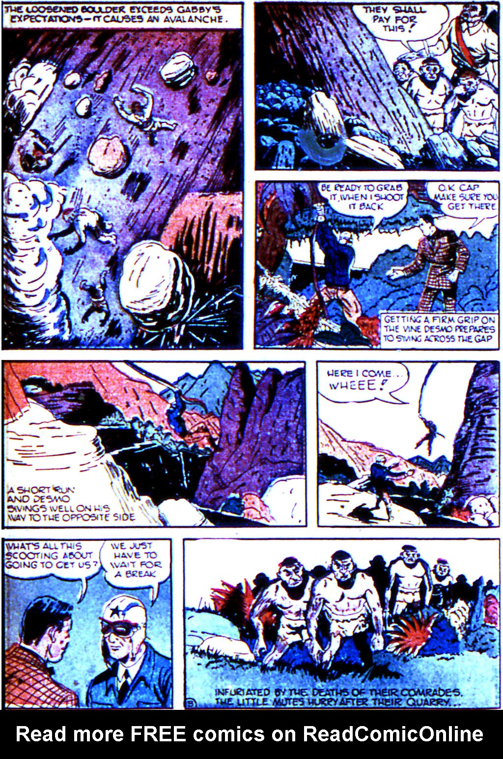 Read online Adventure Comics (1938) comic -  Issue #44 - 38