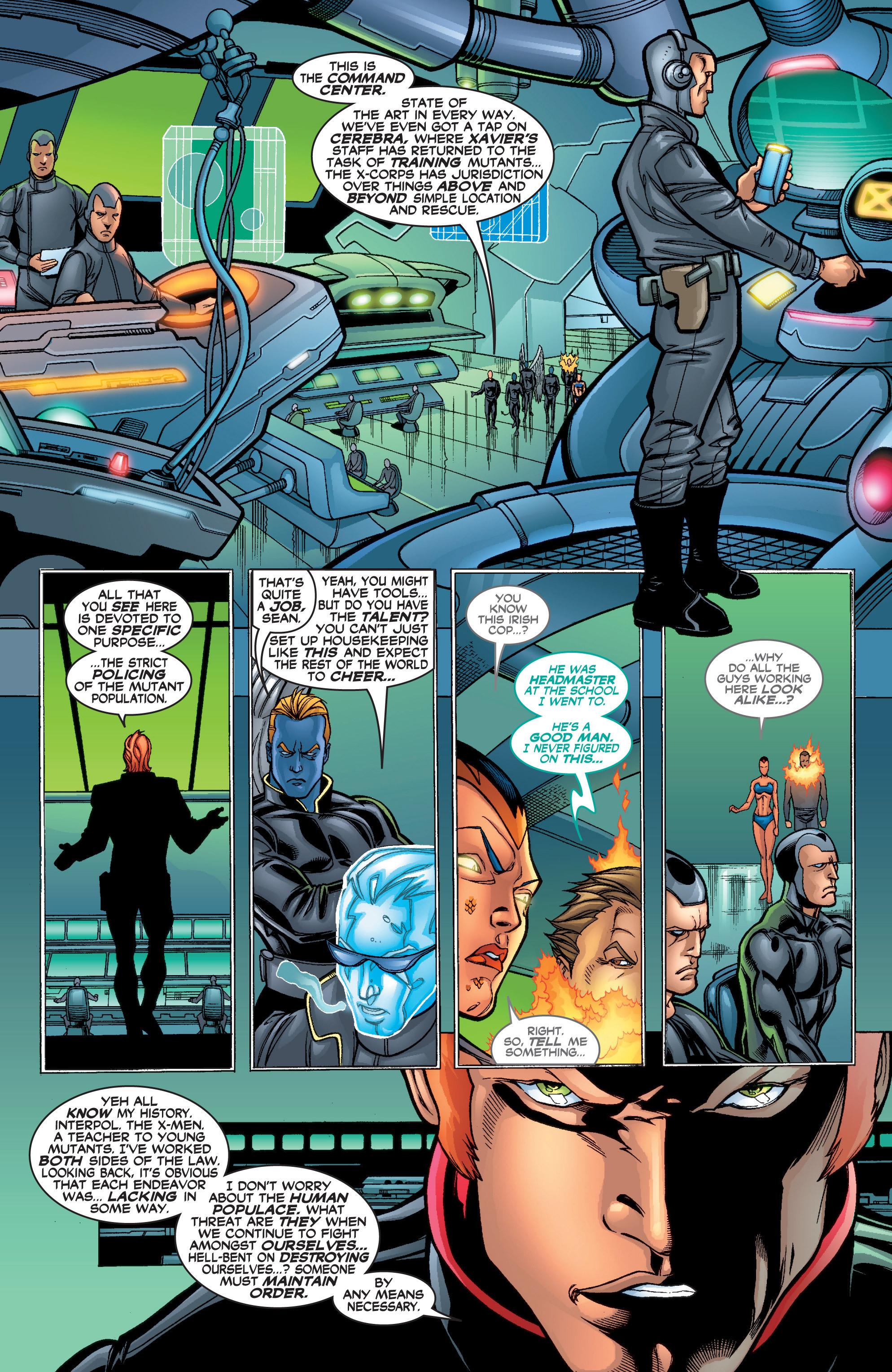 Read online Uncanny X-Men (1963) comic -  Issue #402 - 5