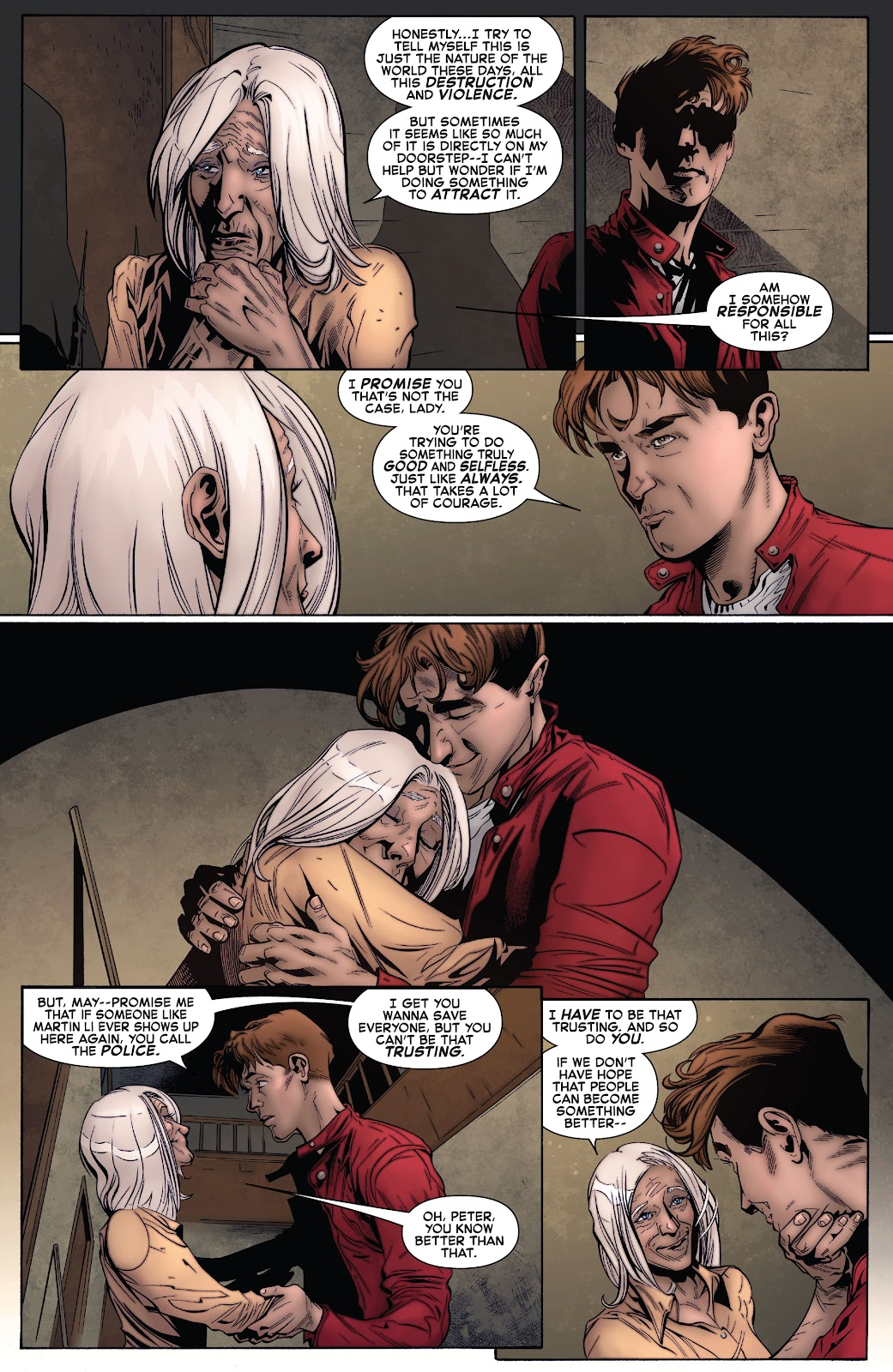 The Amazing Spider-Man (2018) issue 59 - Page 16