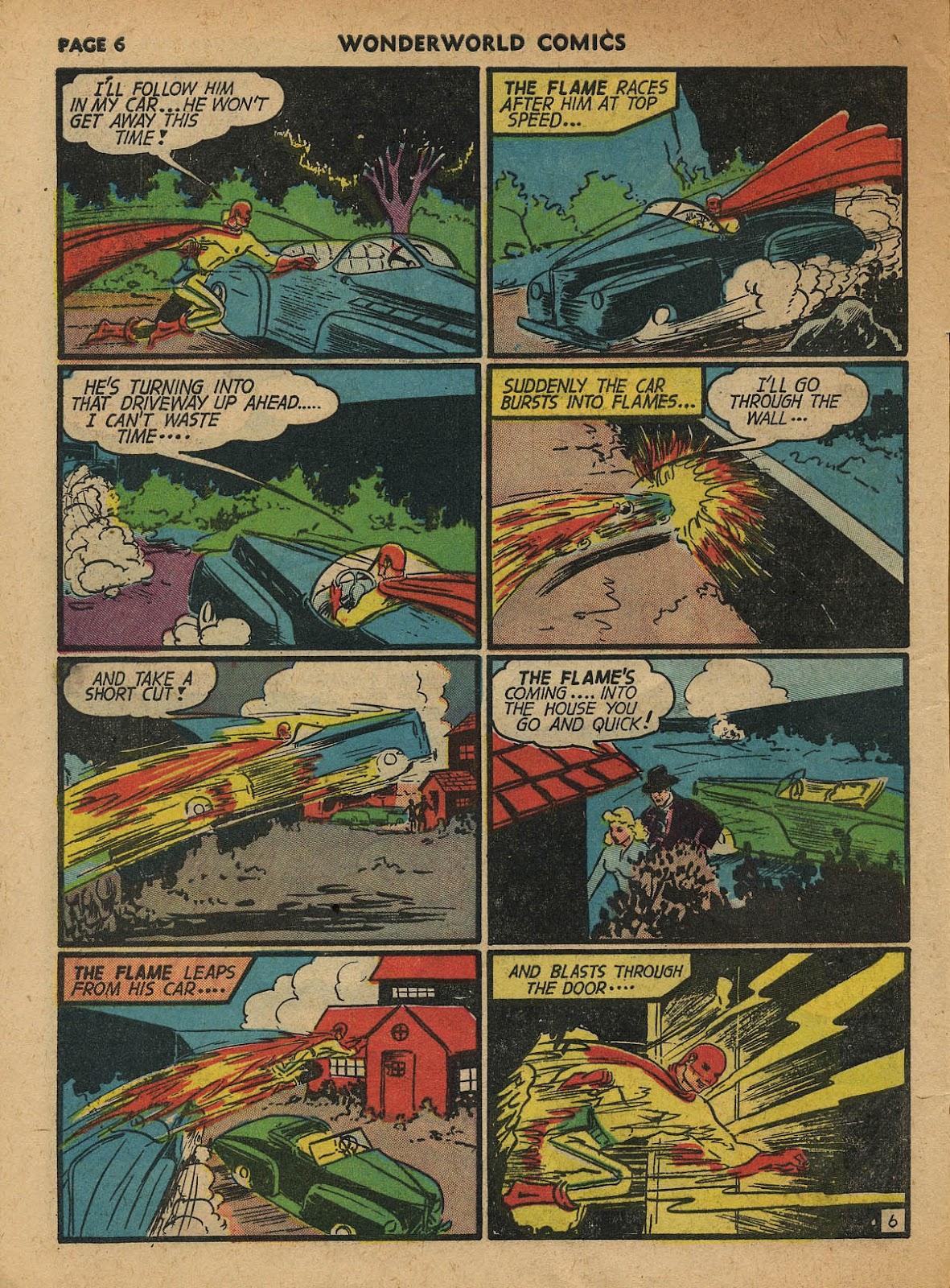 Wonderworld Comics issue 23 - Page 8