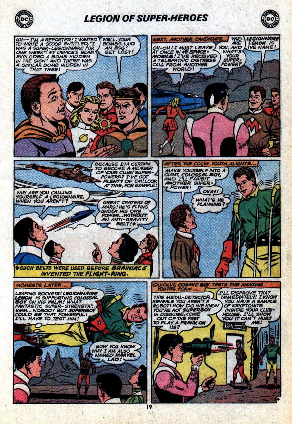 Read online Adventure Comics (1938) comic -  Issue #403 - 21