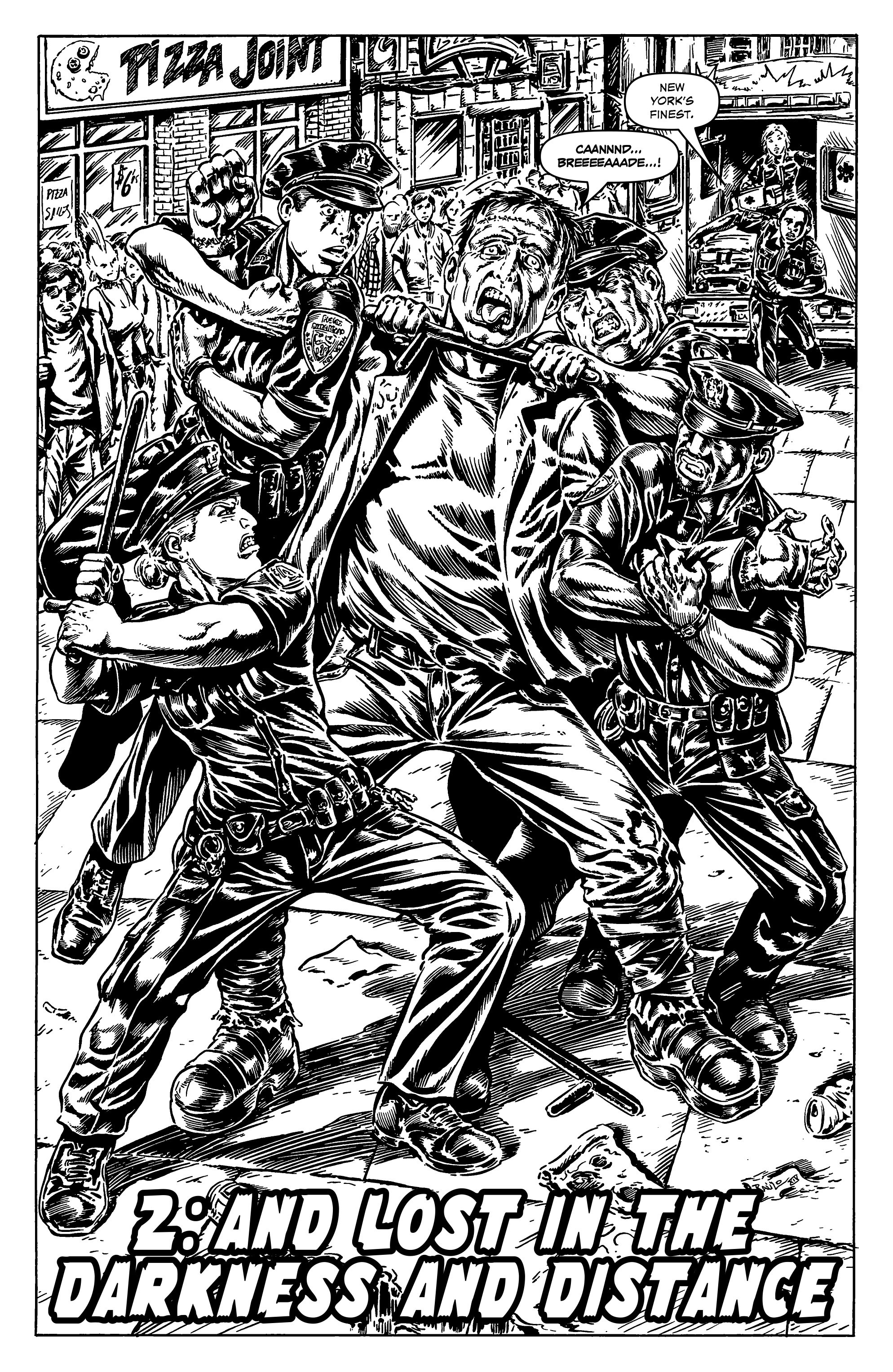 Read online Alan Moore's Cinema Purgatorio comic -  Issue #2 - 16