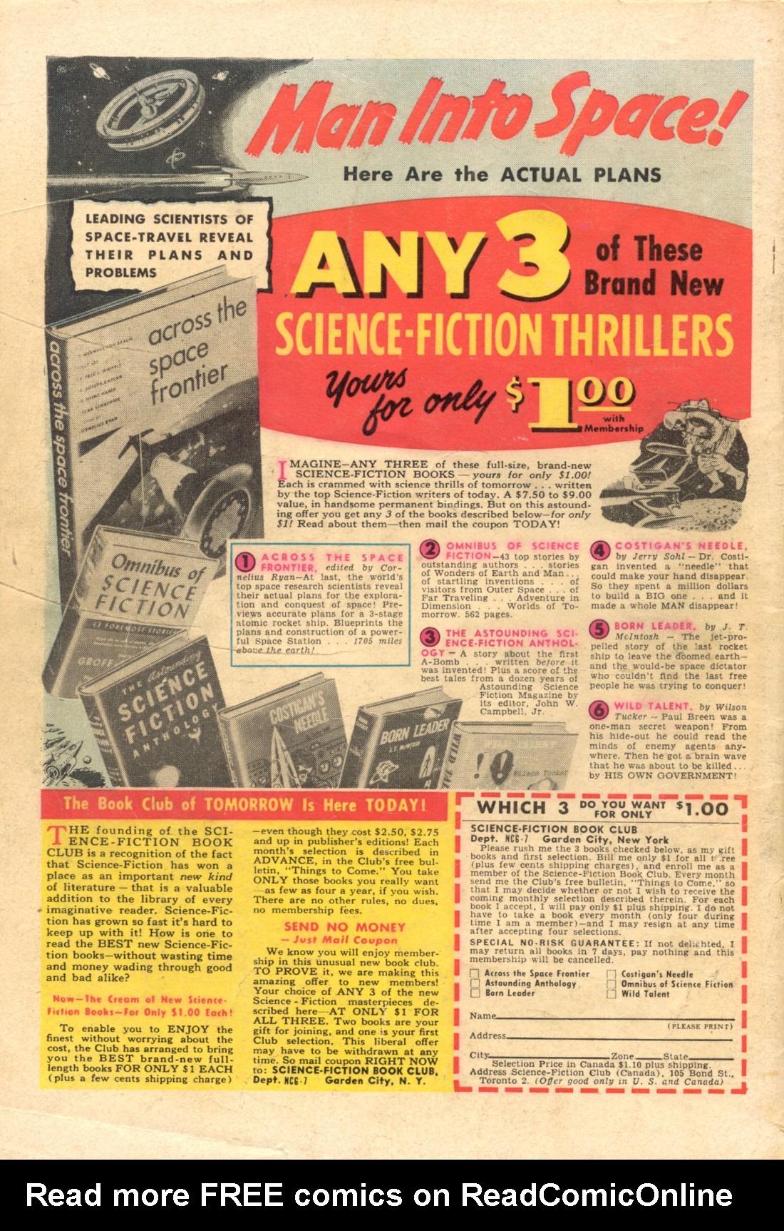 Read online Adventure Comics (1938) comic -  Issue #202 - 44
