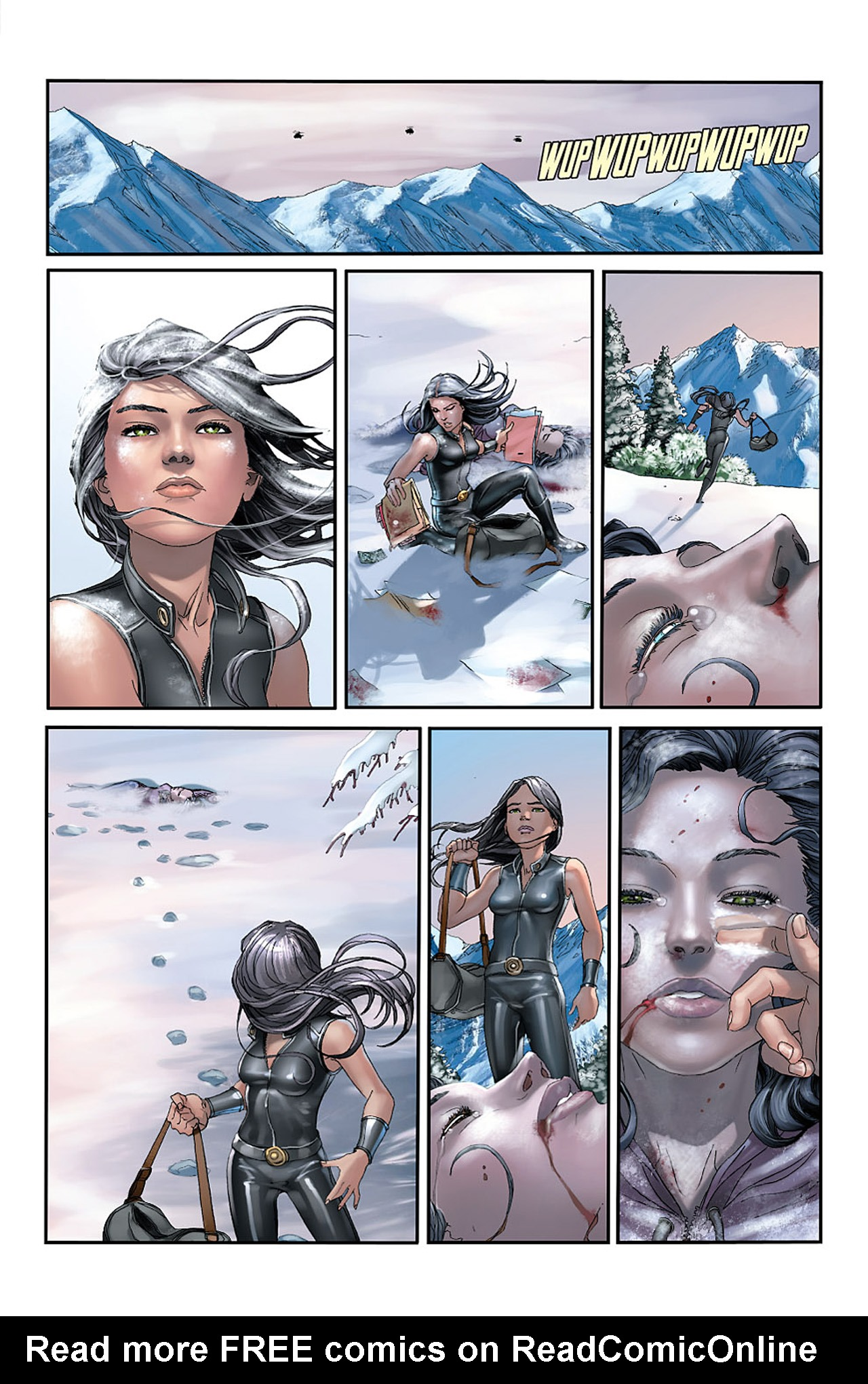 Read online X-23: Target X comic -  Issue #1 - 13