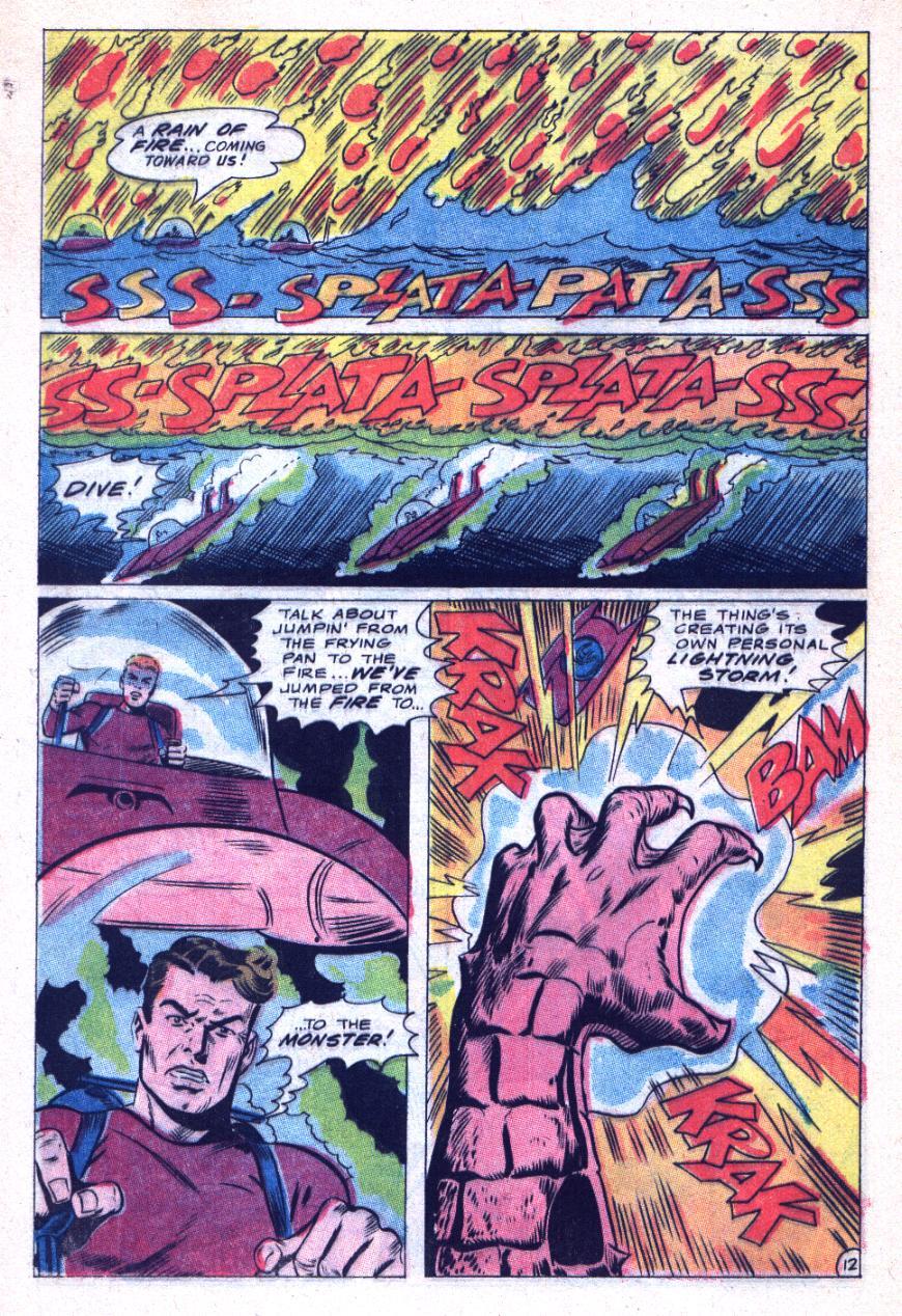 Read online Sea Devils comic -  Issue #31 - 17