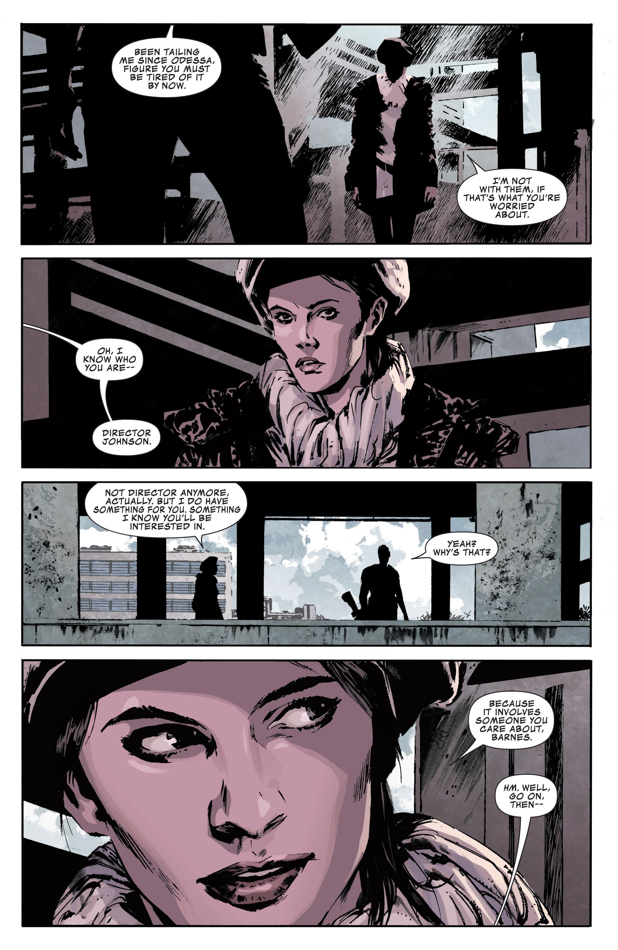 Read online Secret Avengers (2013) comic -  Issue #9 - 21