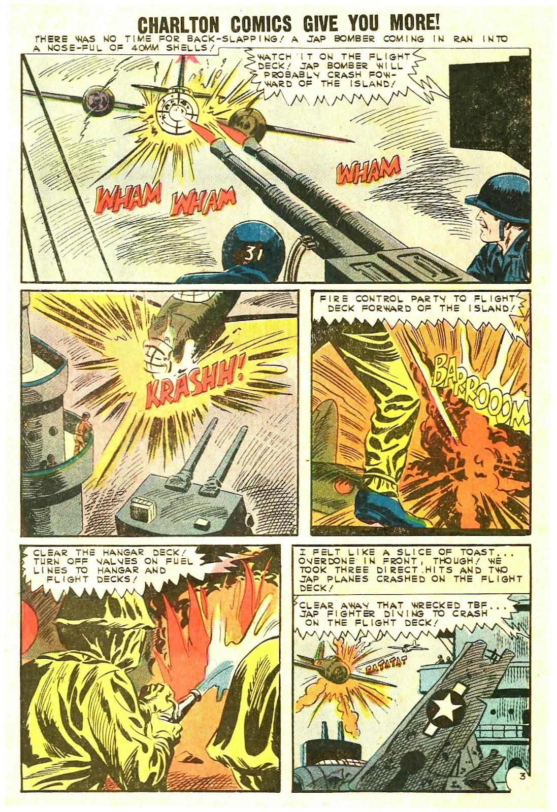 Read online Fightin' Navy comic -  Issue #114 - 27
