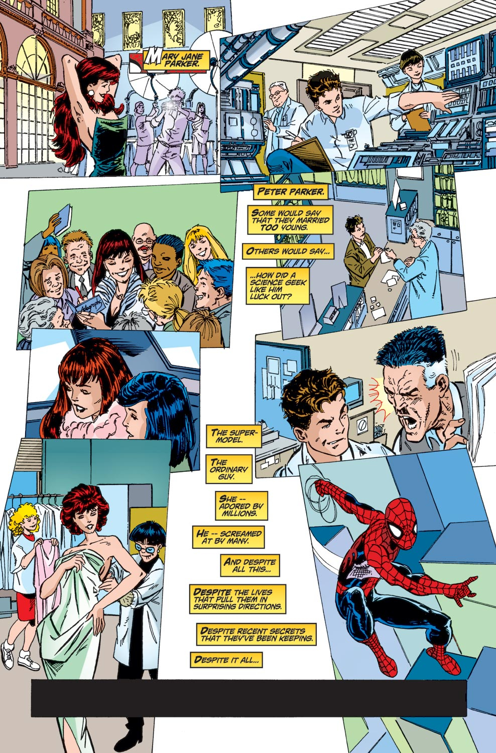 The Amazing Spider-Man (1999) 11 Page 1