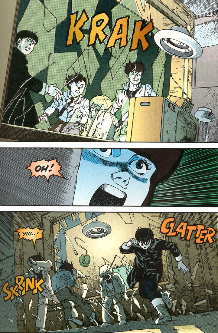 Read online Akira comic -  Issue #1 - 45