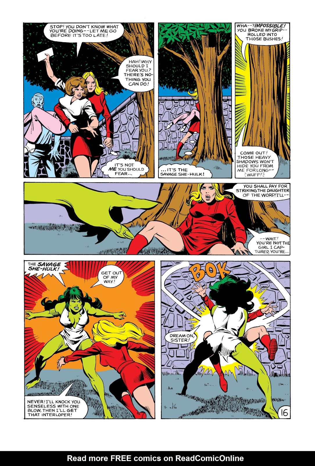 Marvel Masterworks: The Savage She-Hulk issue TPB_1_(Part_2) - Page 70