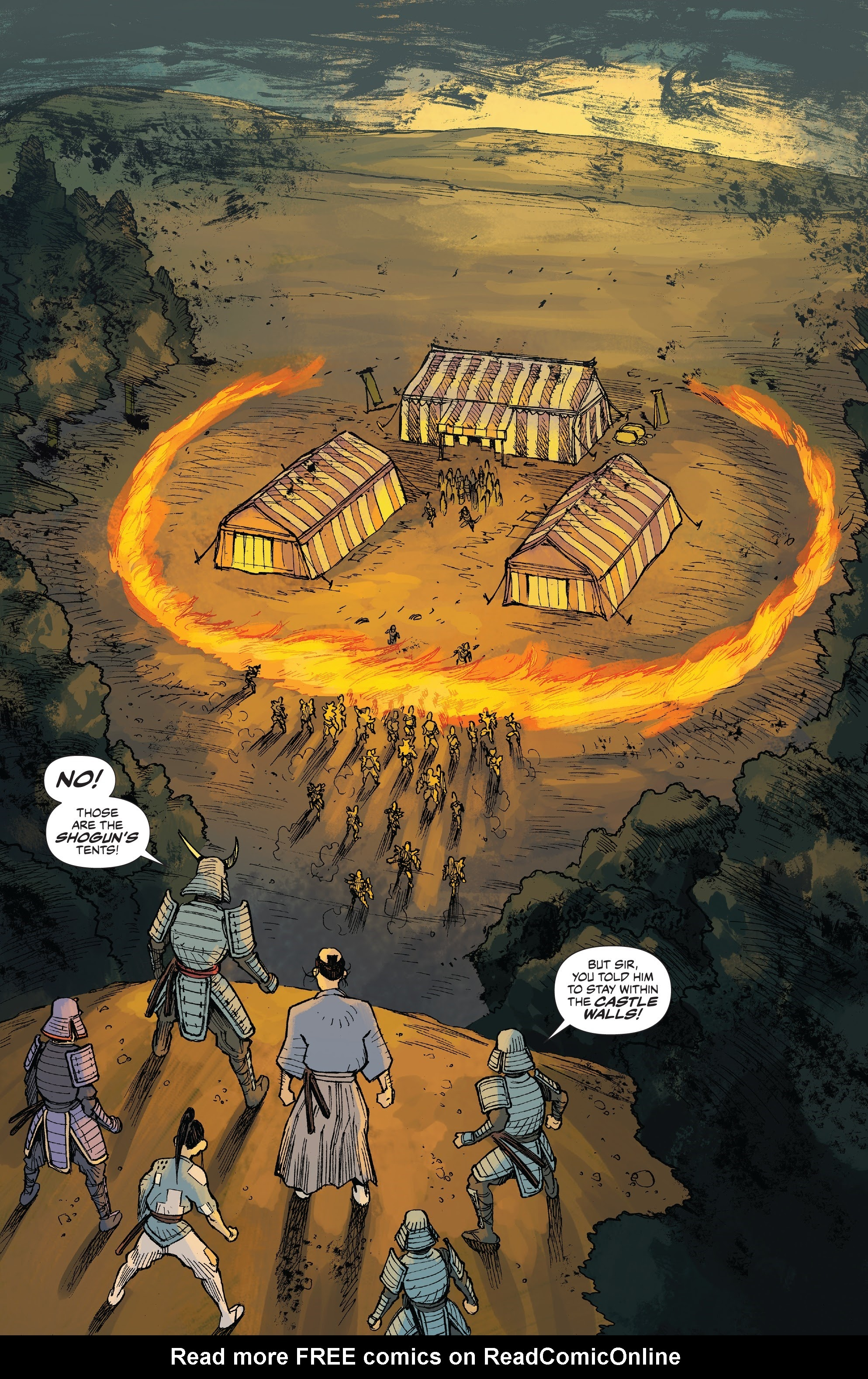 Read online Ronin Island comic -  Issue #3 - 16