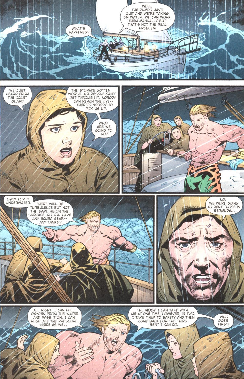 Read online Aquaman (2003) comic -  Issue #13 - 13