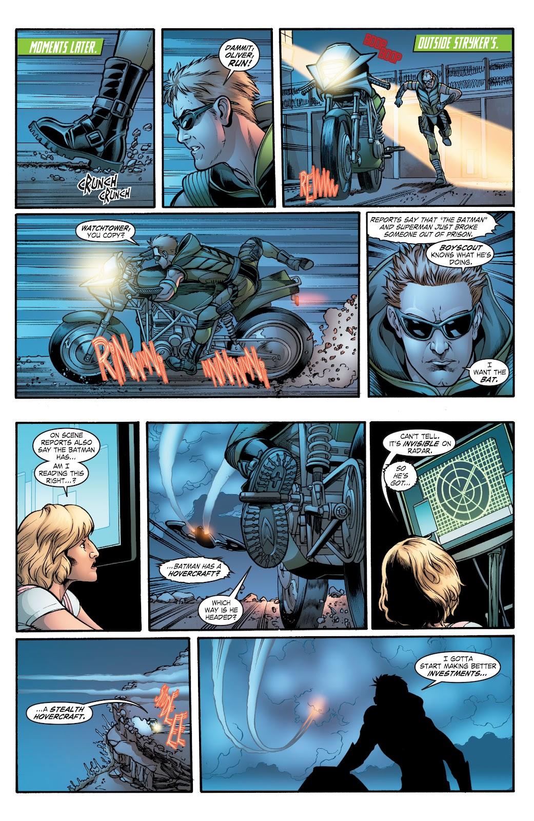Read online Smallville Season 11 [II] comic -  Issue # TPB 2 - 49