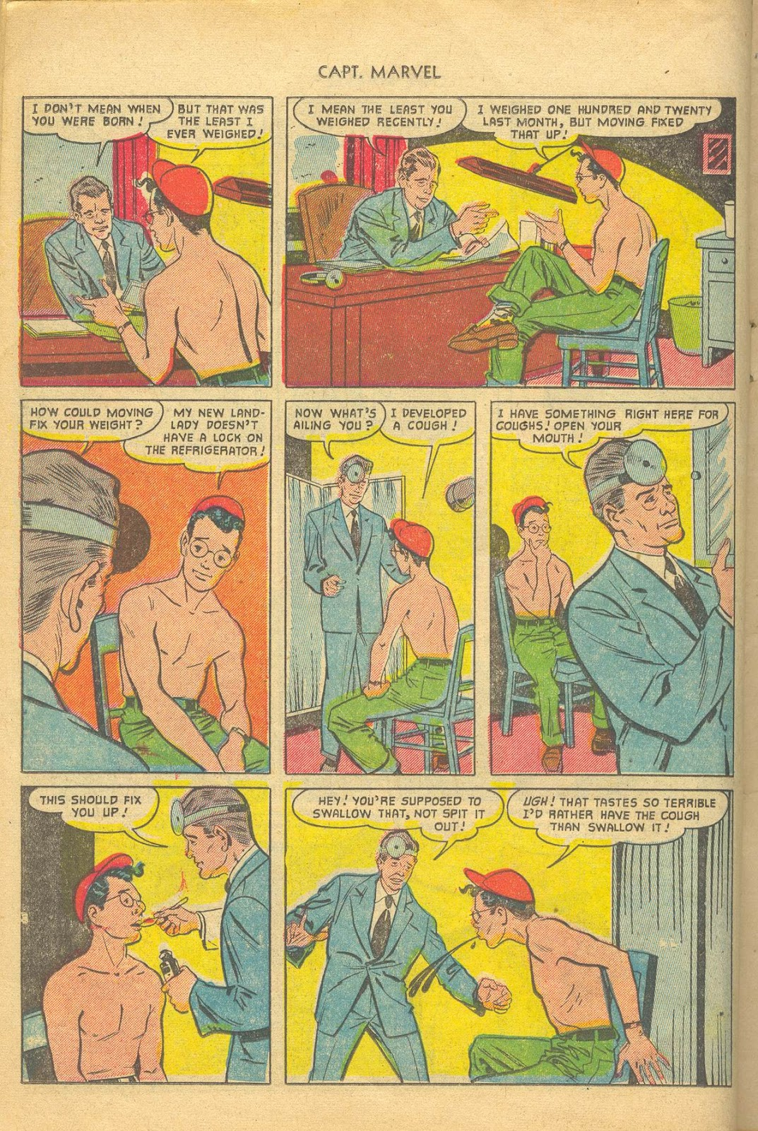 Captain Marvel Adventures issue 132 - Page 14