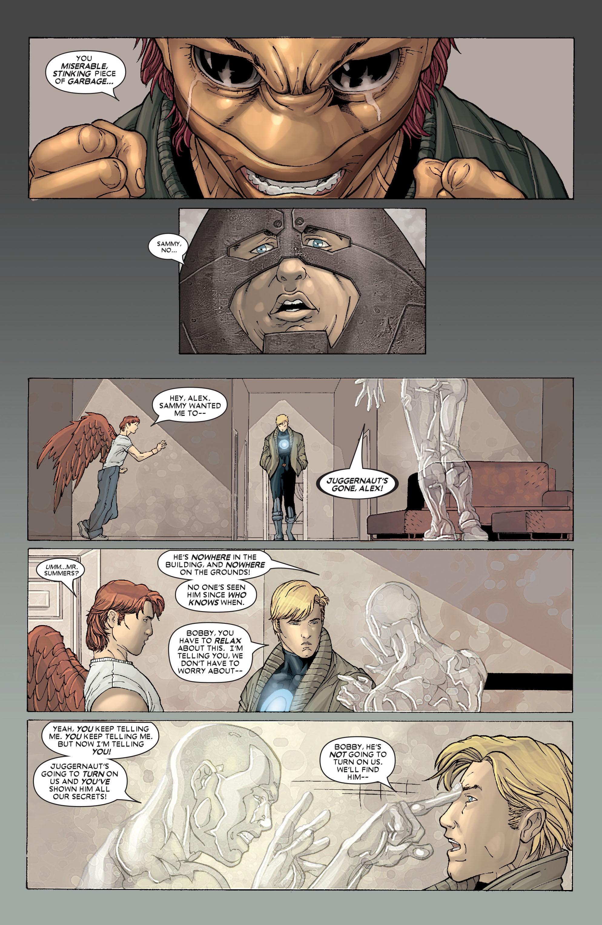 X-Men (1991) 162 Page 9