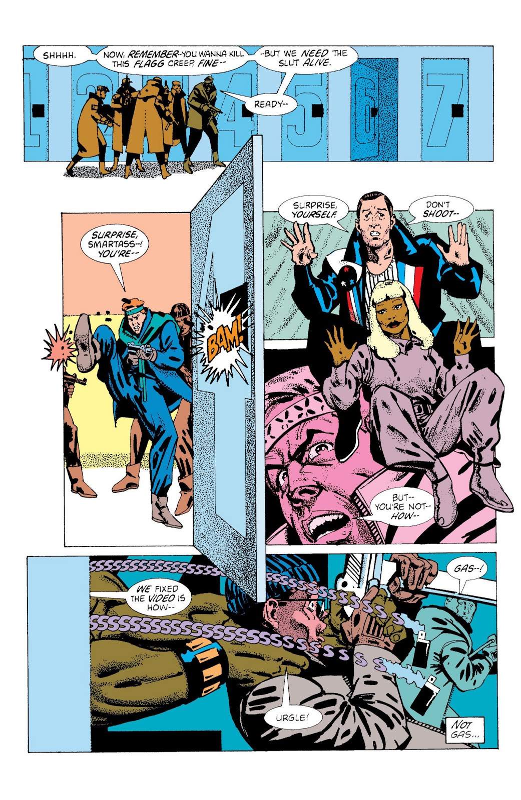 American Flagg! issue Definitive Collection (Part 2) - Page 37