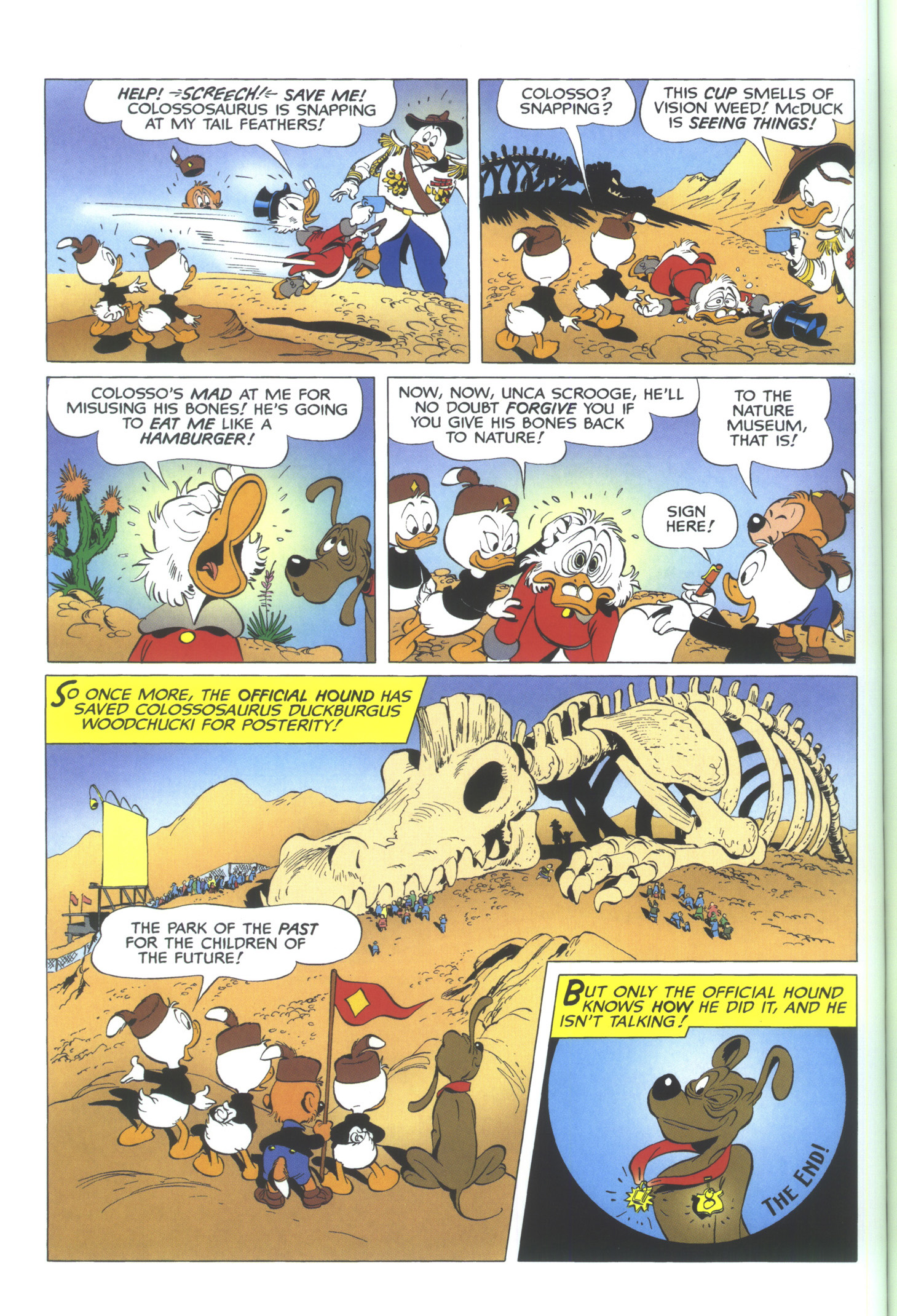 Read online Uncle Scrooge (1953) comic -  Issue #358 - 42