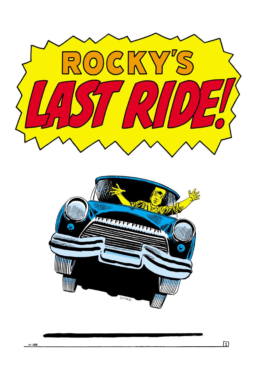 Read online Amazing Adventures (1961) comic -  Issue #2 - 22