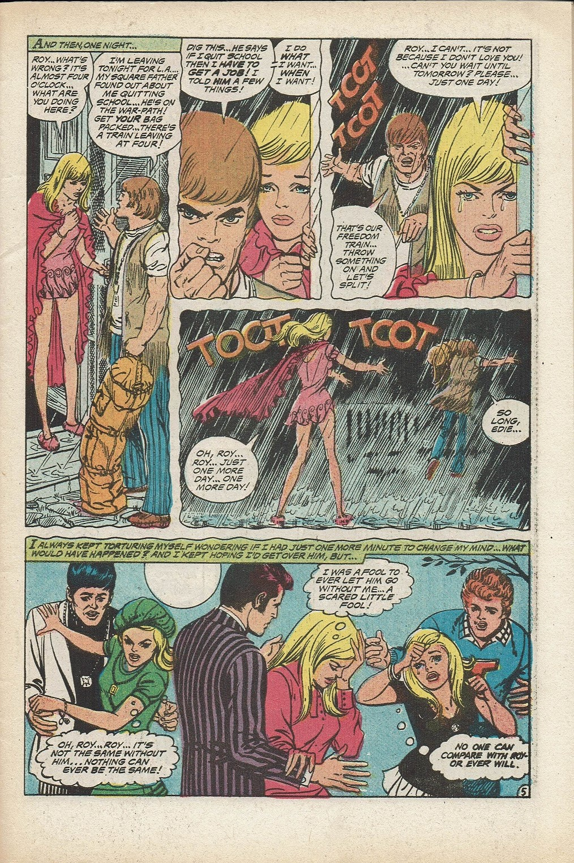 Read online Secret Hearts comic -  Issue #153 - 7