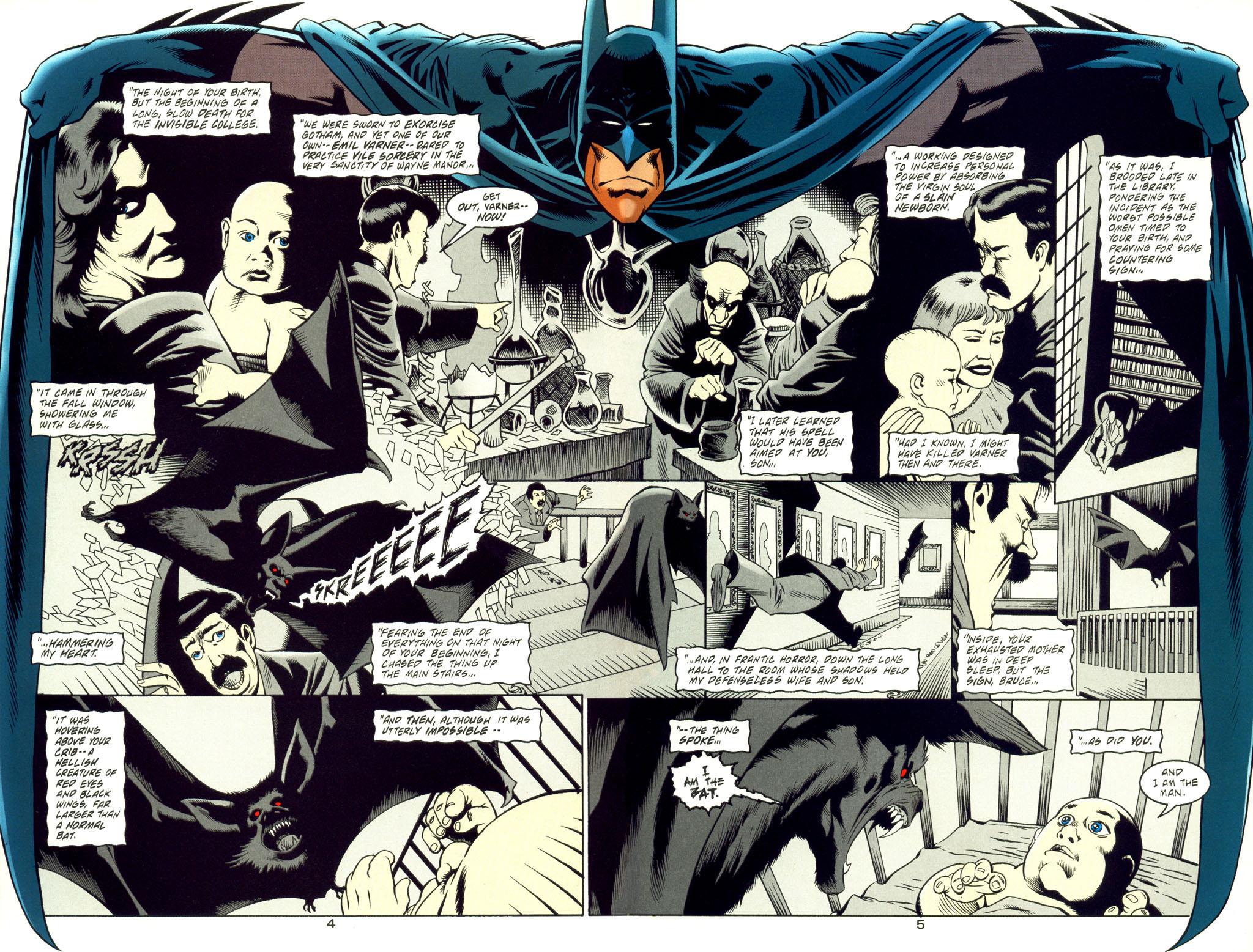 Read online Batman: Haunted Gotham comic -  Issue #4 - 6
