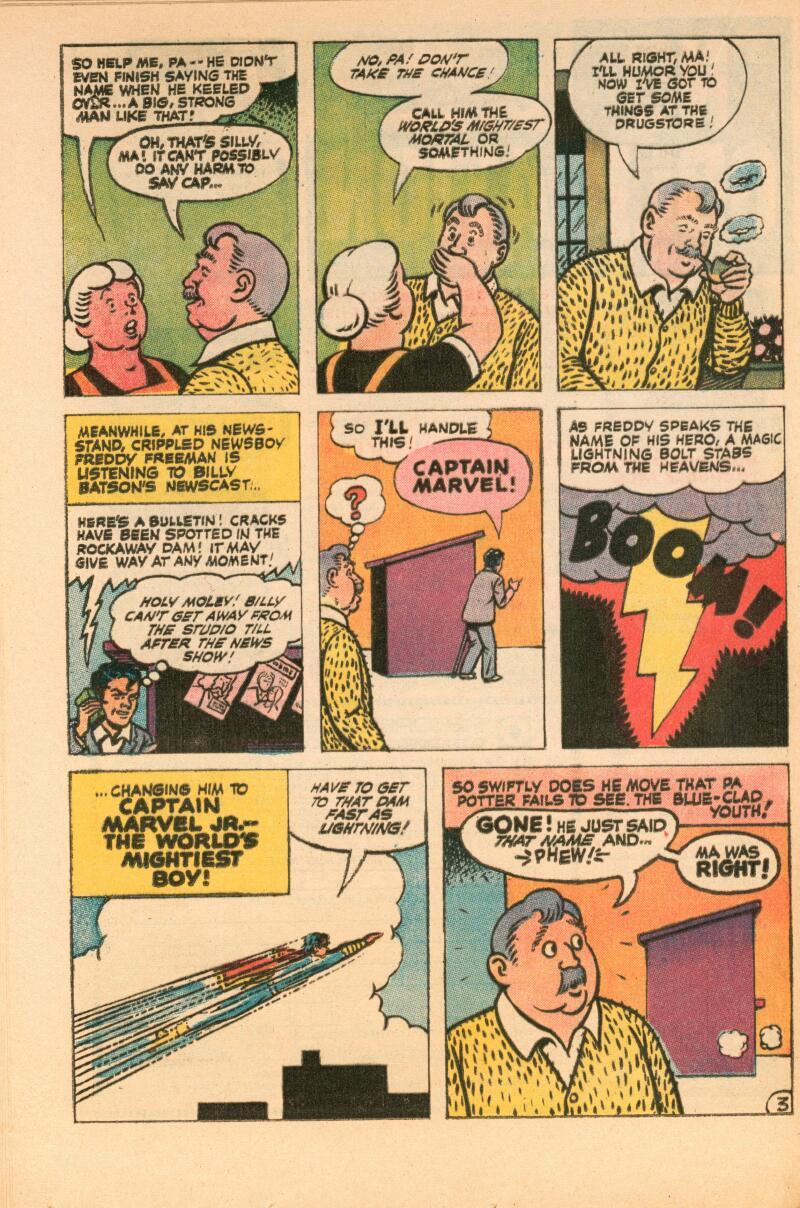 Read online Shazam! (1973) comic -  Issue #7 - 12