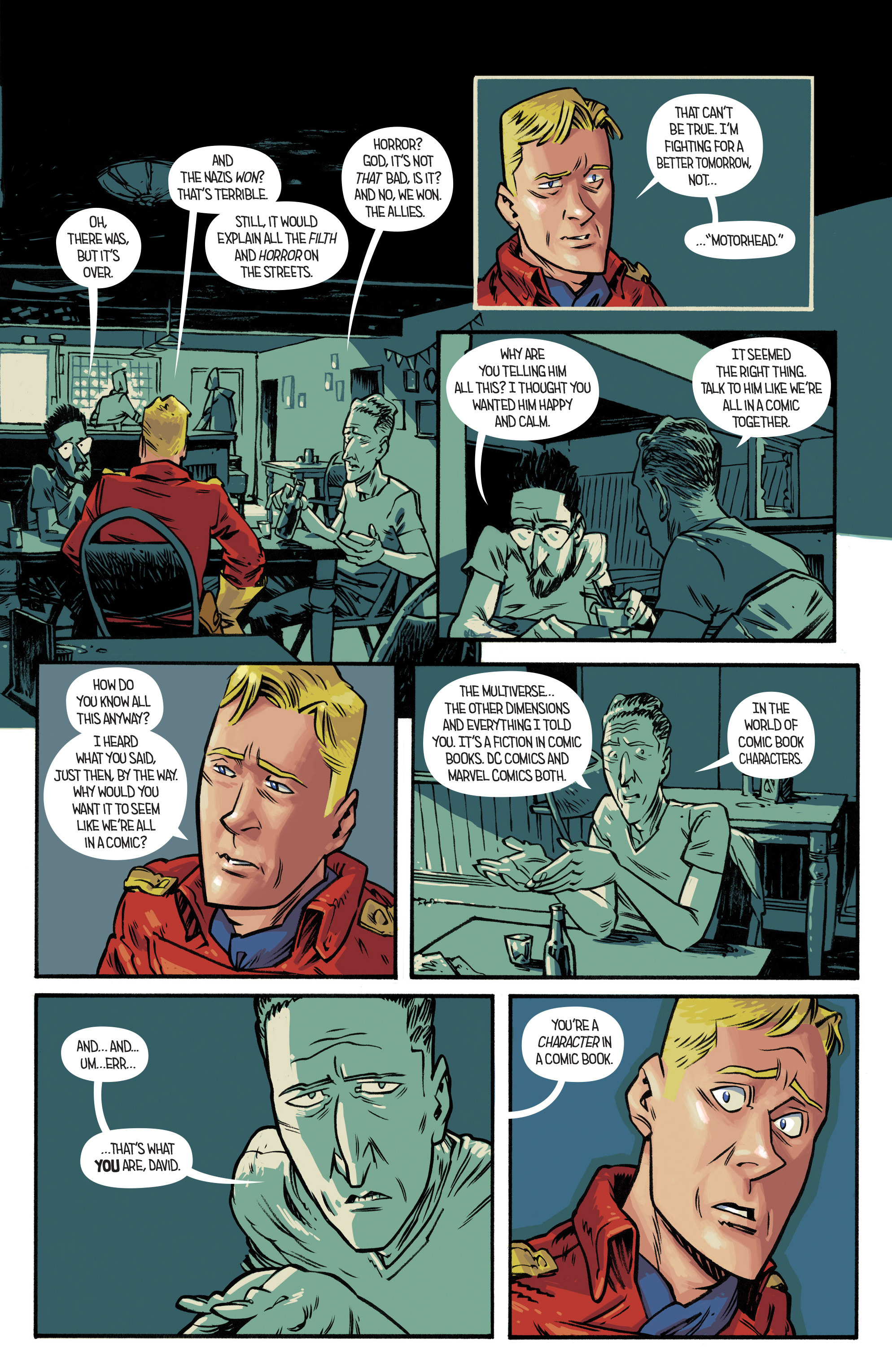 Read online Airboy comic -  Issue #2 - 13