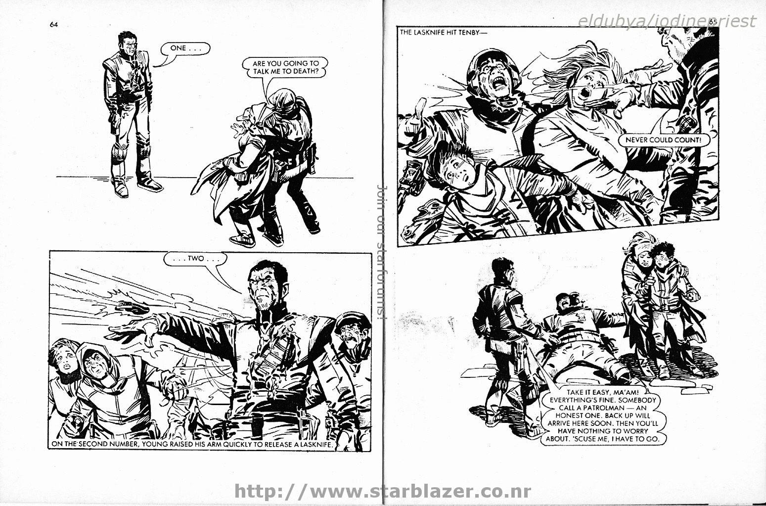 Starblazer issue 165 - Page 34
