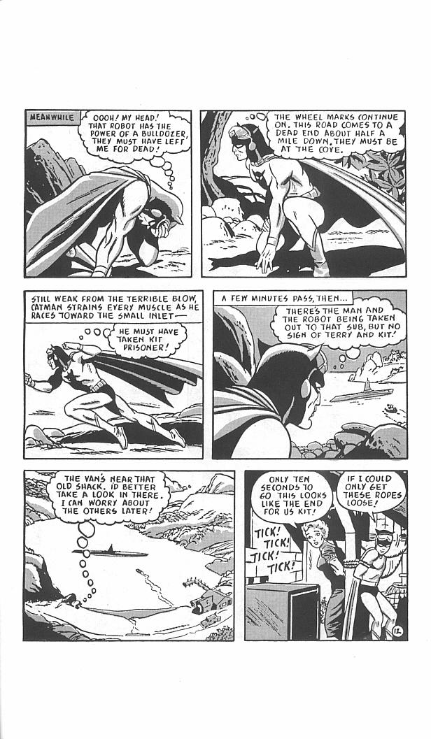 Read online Golden-Age Men of Mystery comic -  Issue #11 - 41