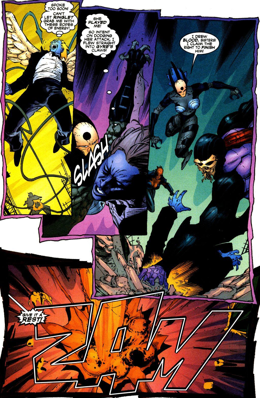 X-Men (1991) 105 Page 9
