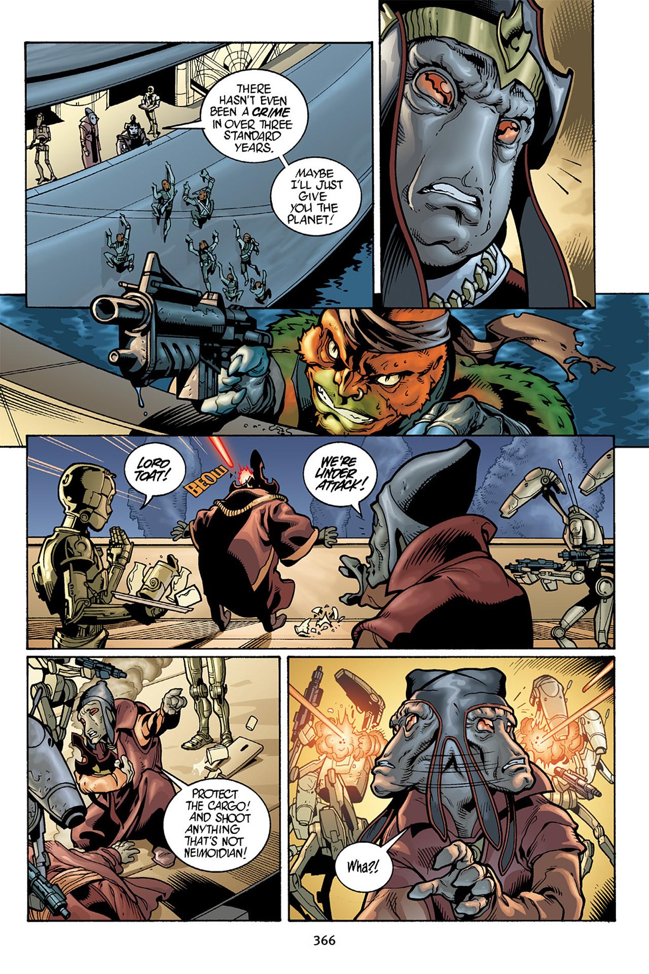 Read online Star Wars Omnibus comic -  Issue # Vol. 10 - 359