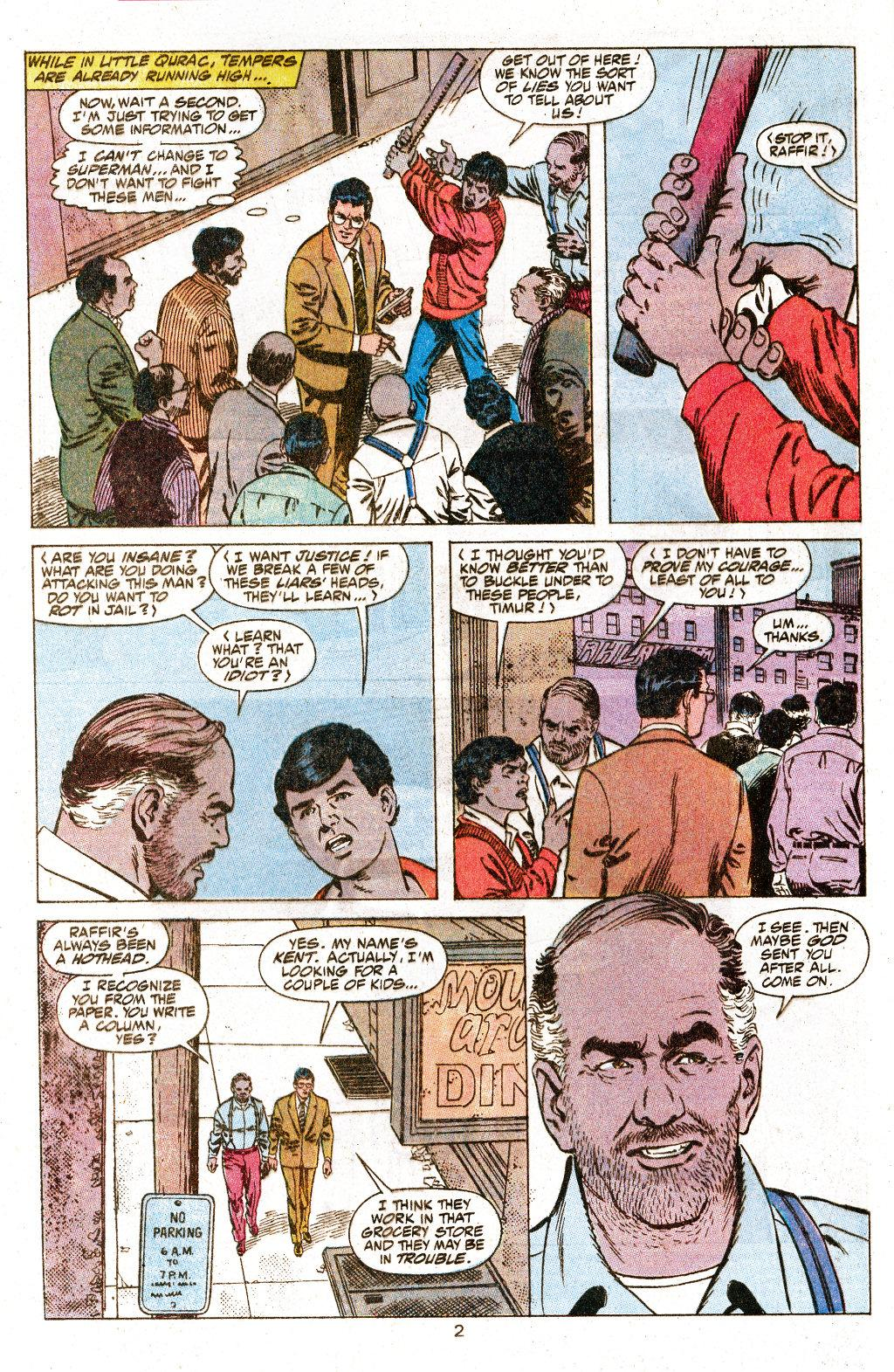 Action Comics (1938) 658 Page 2