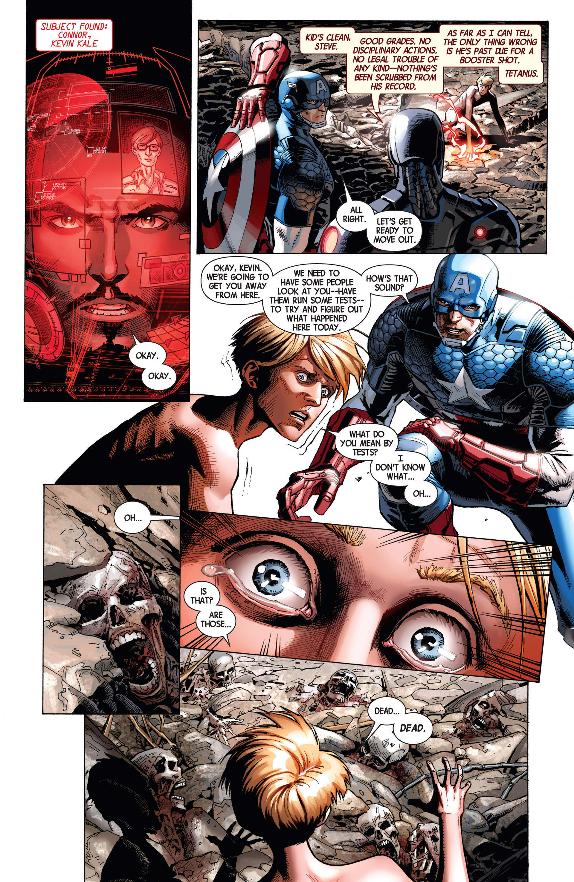 Read online Avengers (2013) comic -  Issue #8 - 7