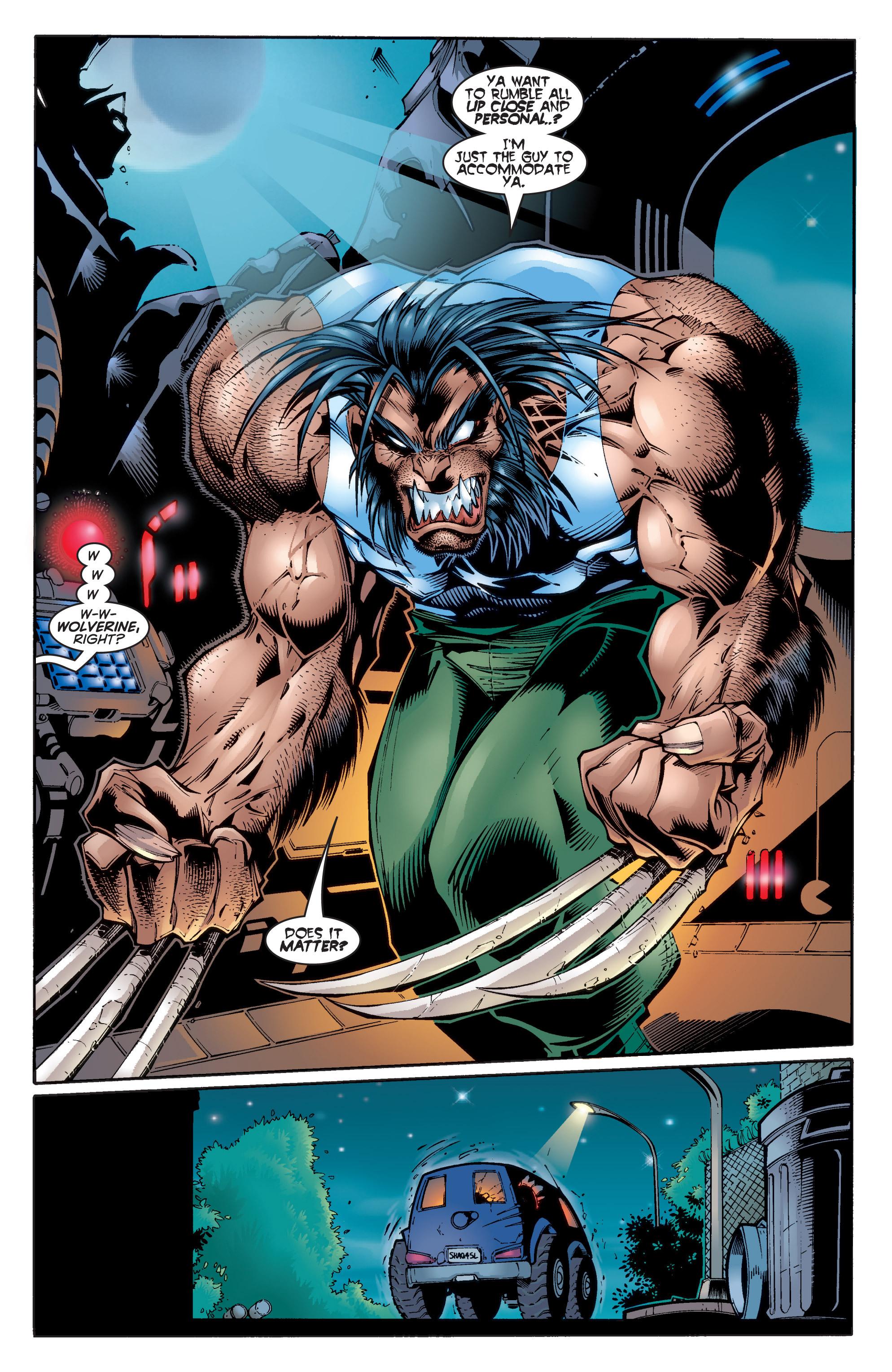 Read online Uncanny X-Men (1963) comic -  Issue #340 - 18