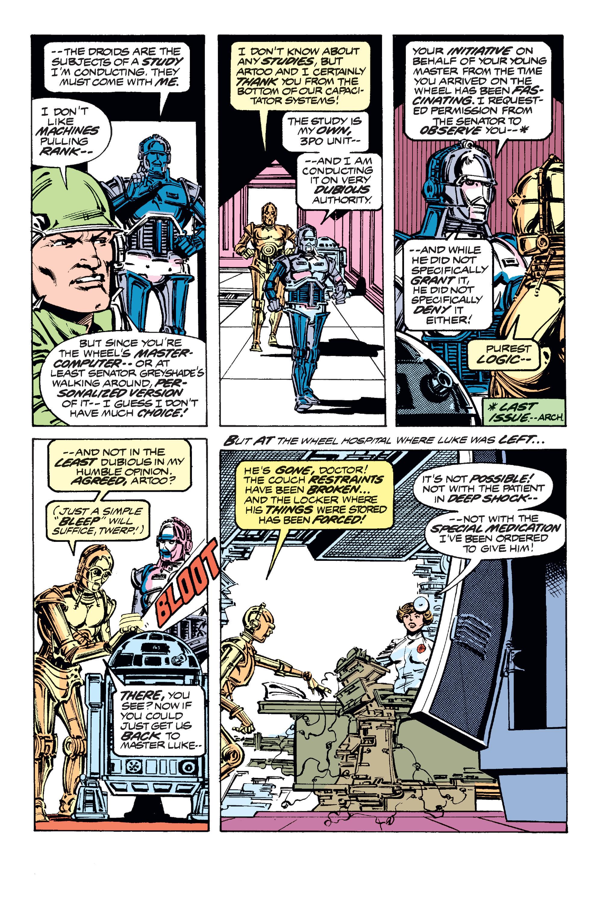 Read online Star Wars Omnibus comic -  Issue # Vol. 13 - 361