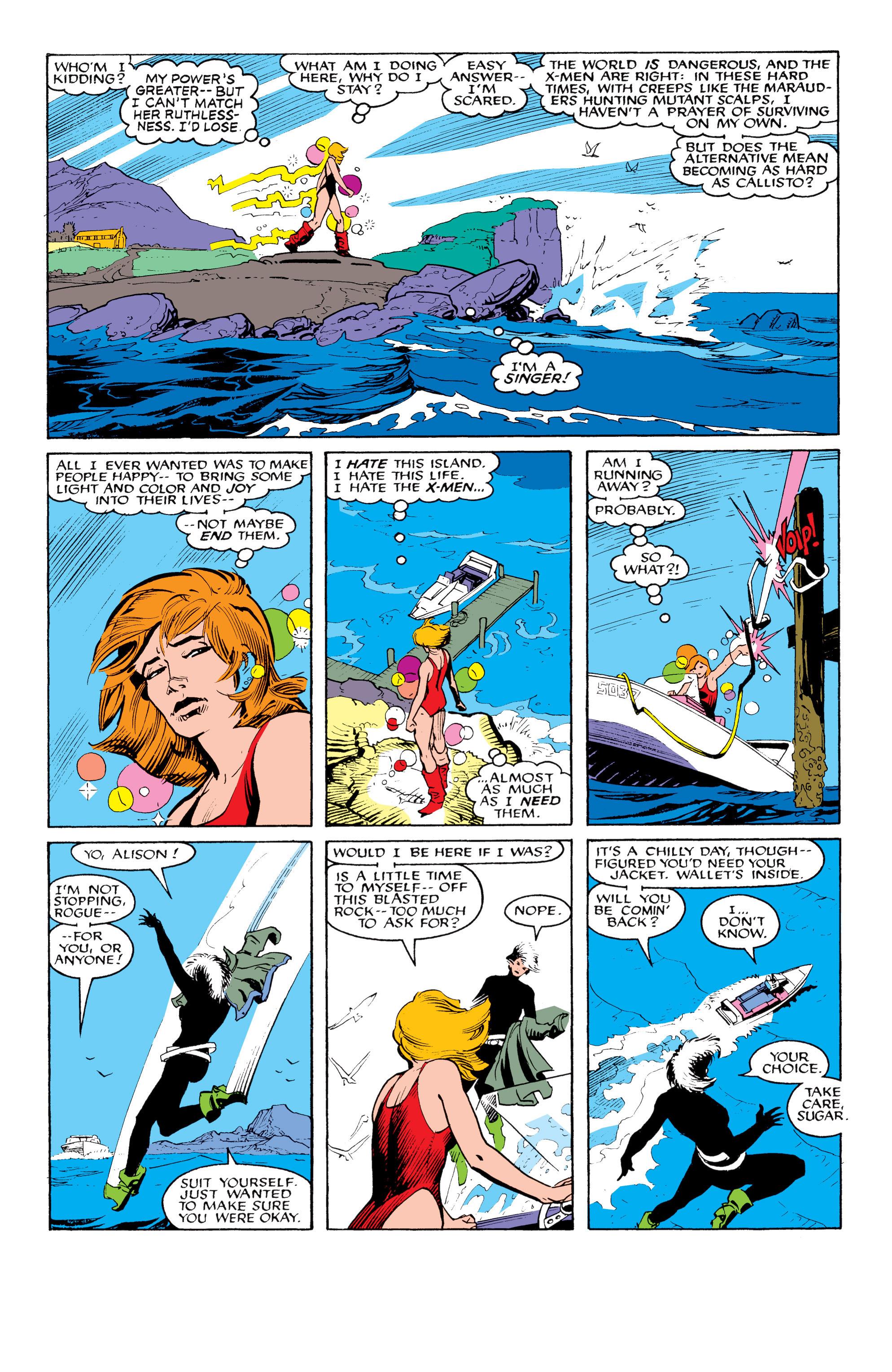 Read online Uncanny X-Men (1963) comic -  Issue #217 - 12